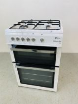 A FLAVEL MILANO G60 DOUBLE OVEN MAINS GAS COOKER - TRADE ONLY