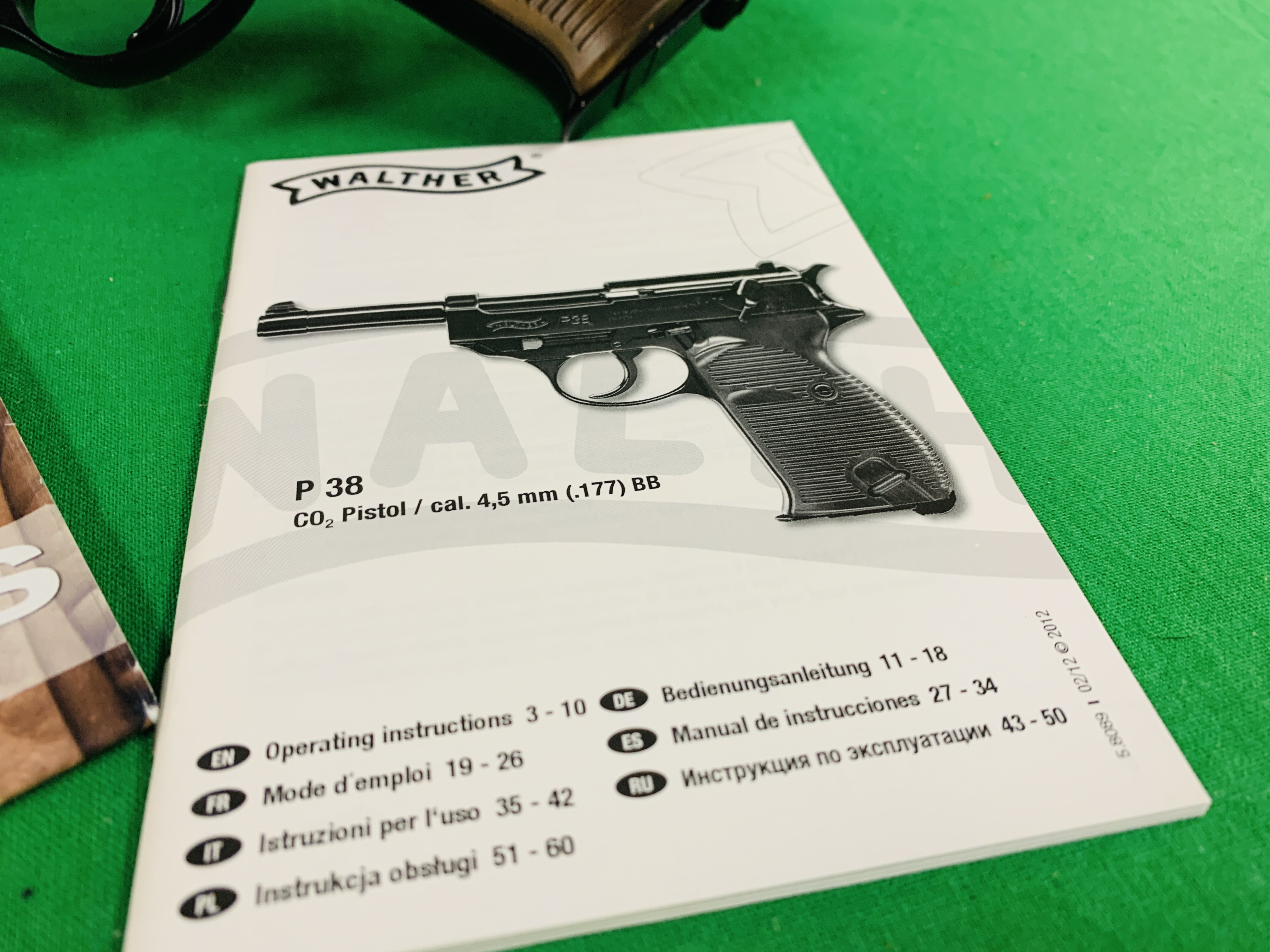 A WALTHER P38 . - Image 5 of 9