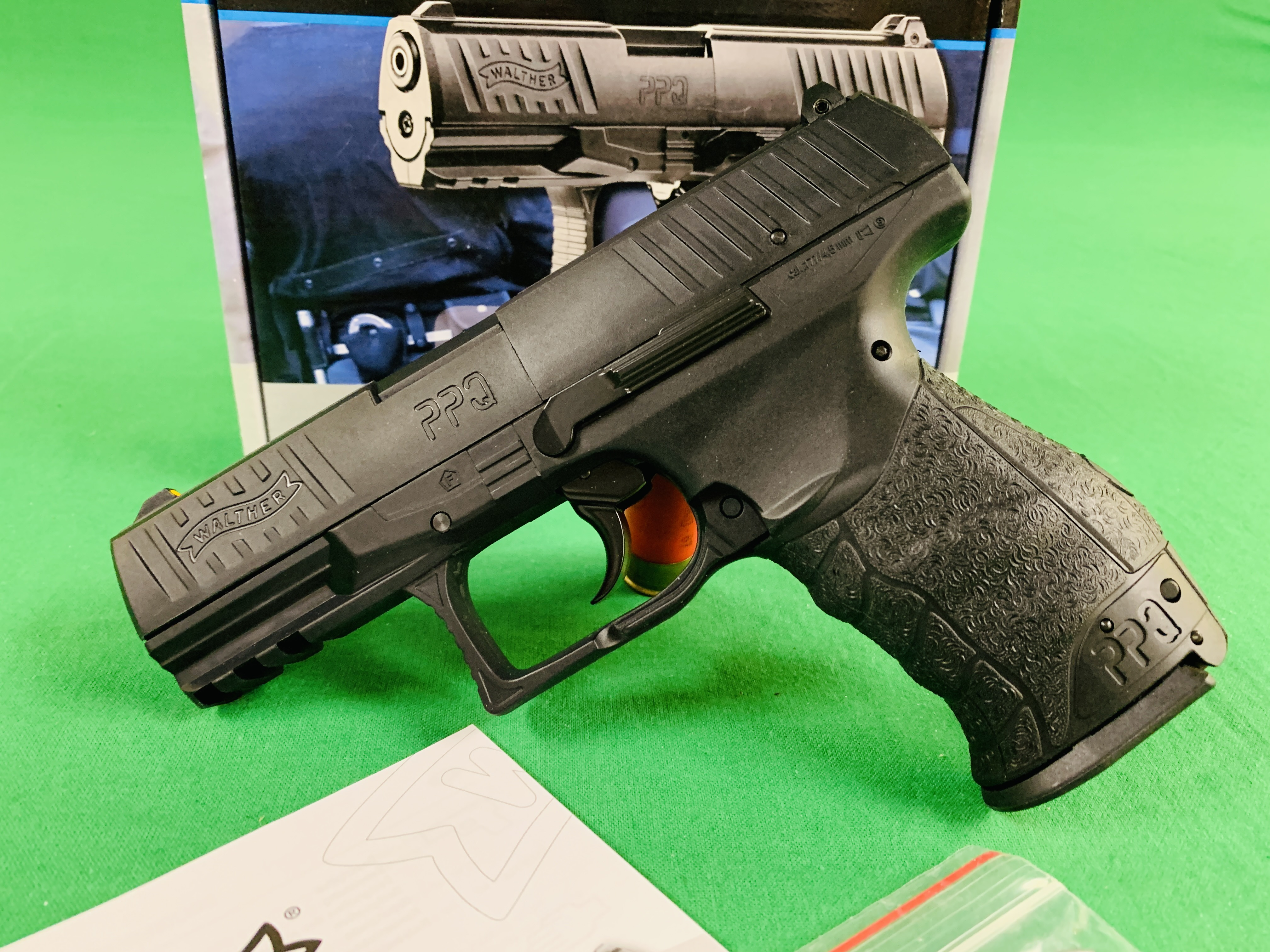 A WALTHER PPQ . - Image 2 of 6