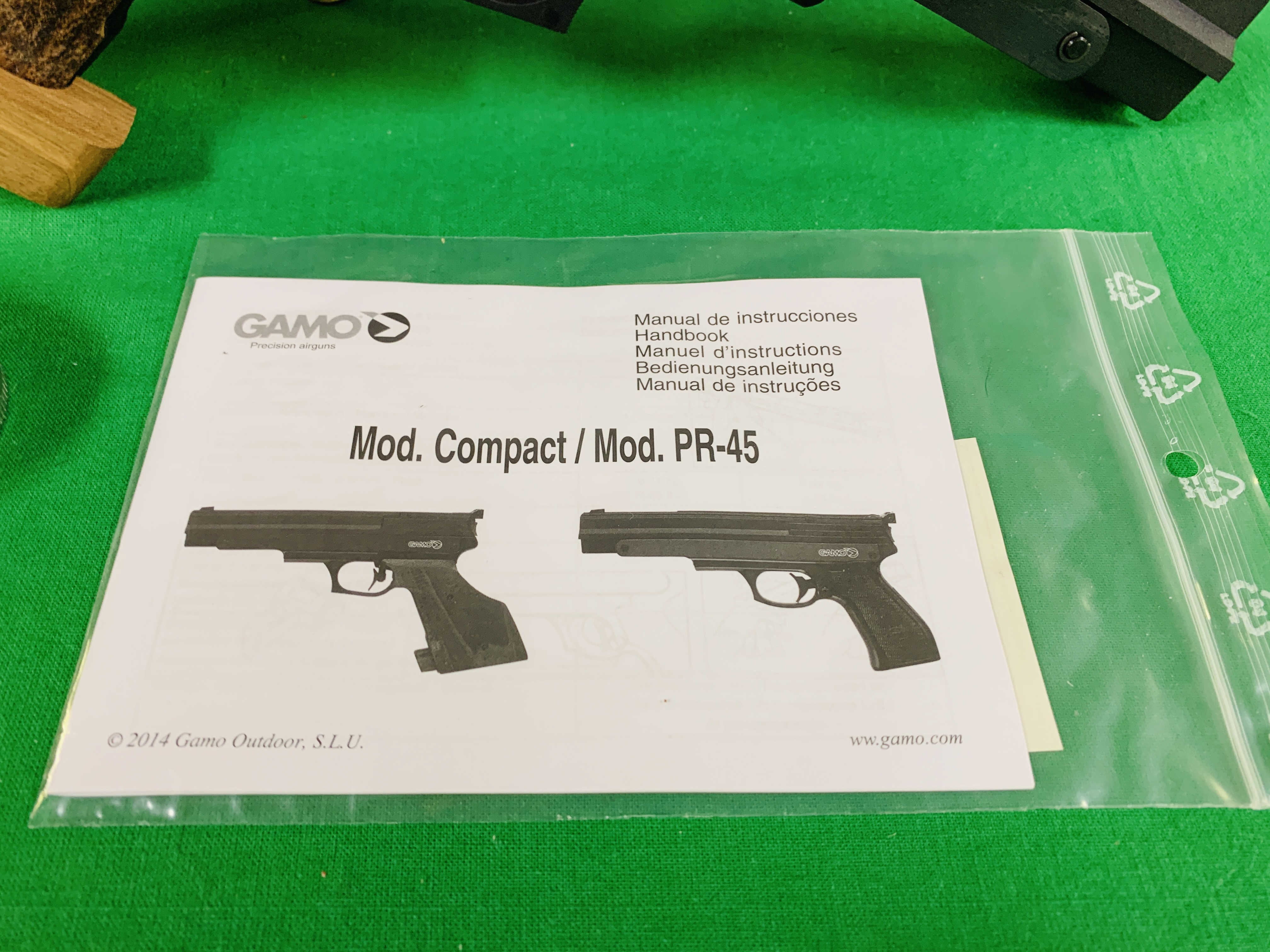 A GAMO COMPACT PRECOMRESSED COMPETITION . - Image 3 of 8