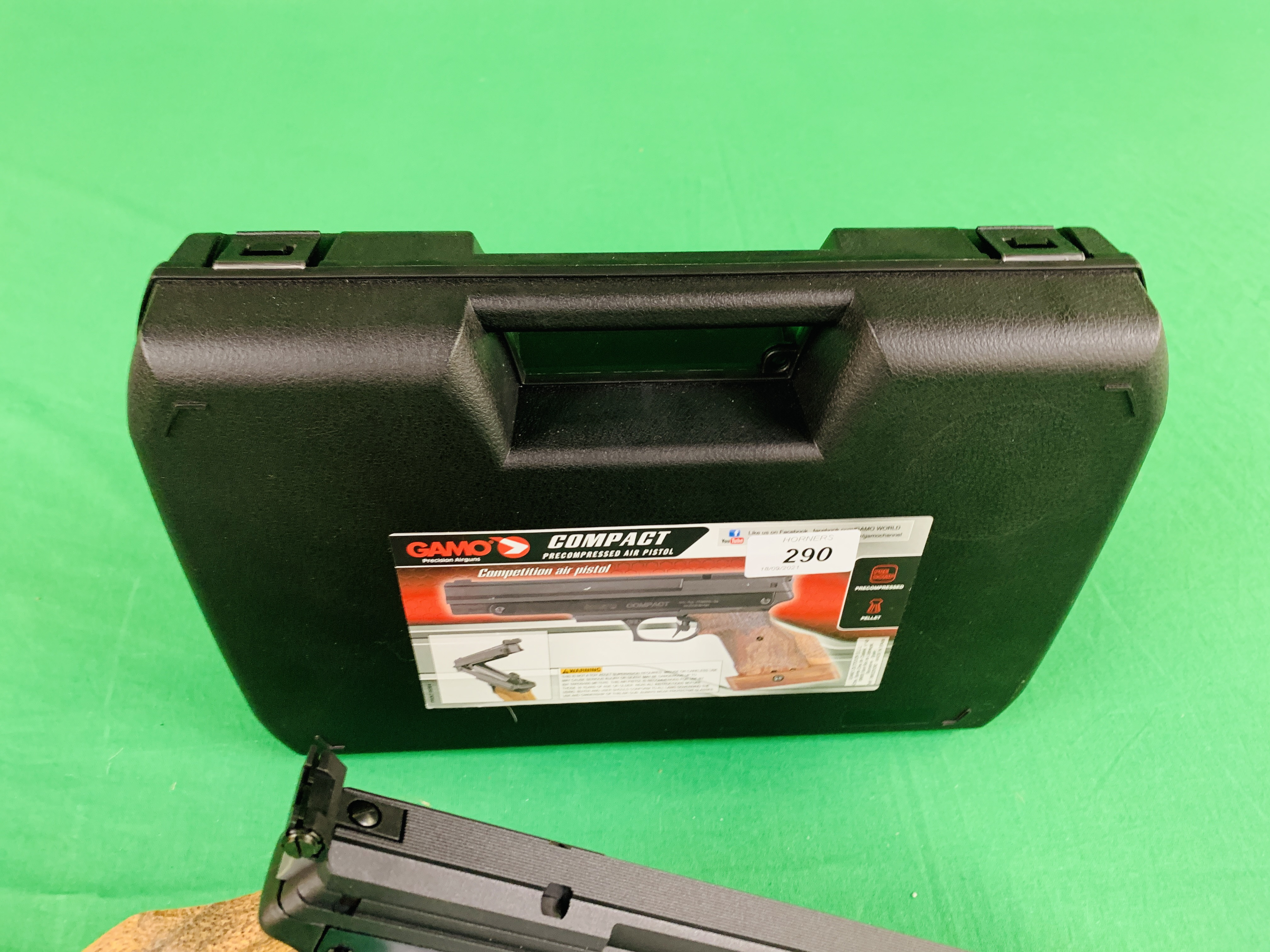 A GAMO COMPACT PRECOMRESSED COMPETITION . - Image 8 of 8