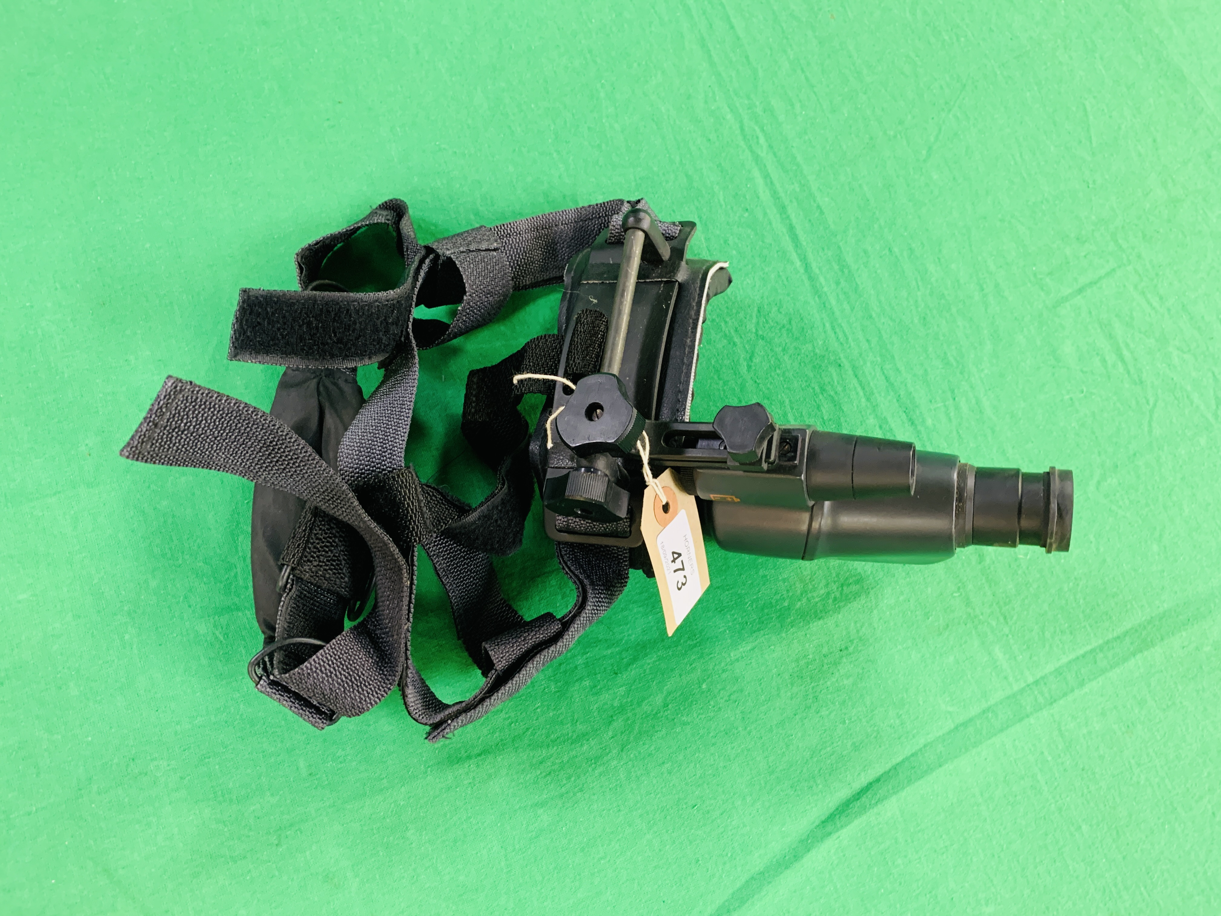A ATN VIPER NIGHT VISION MONOCULAR INFERRED SITE WITH HEAD BAND - Image 5 of 6