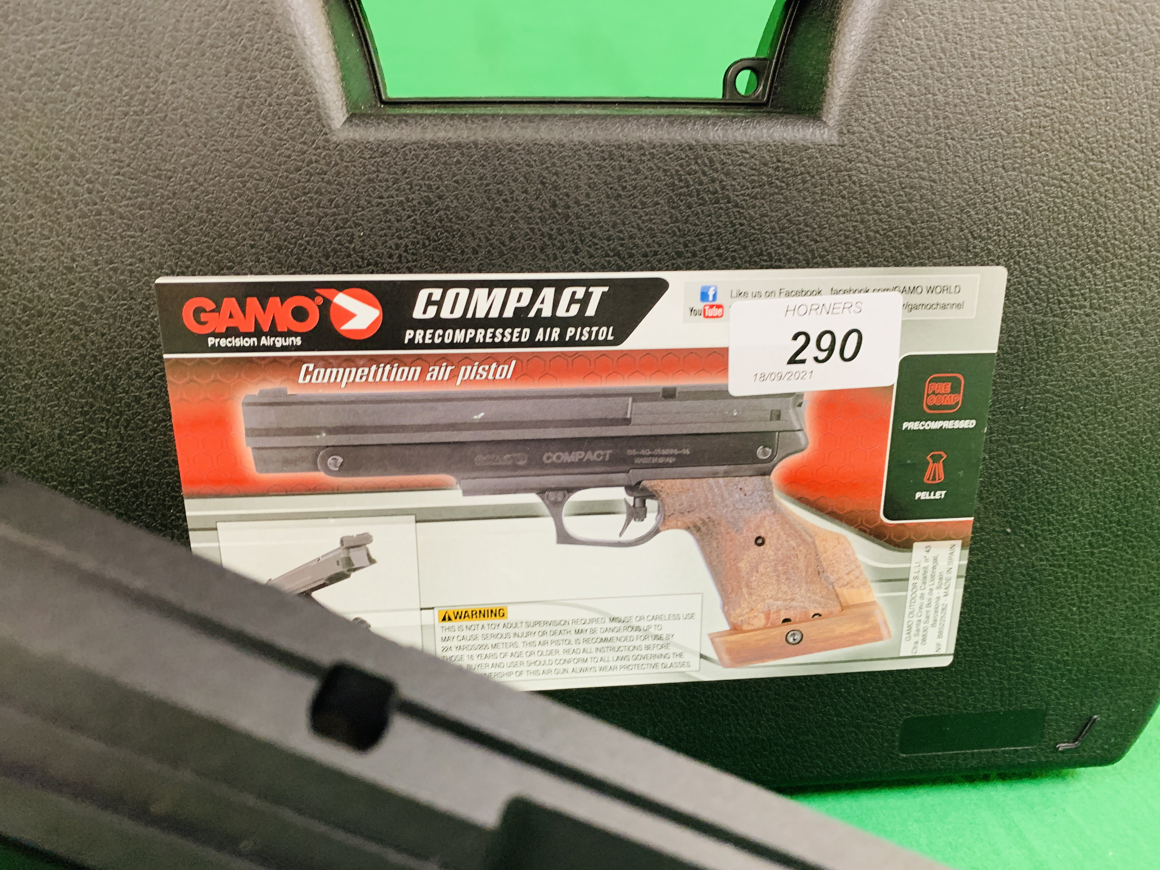 A GAMO COMPACT PRECOMRESSED COMPETITION . - Image 7 of 8