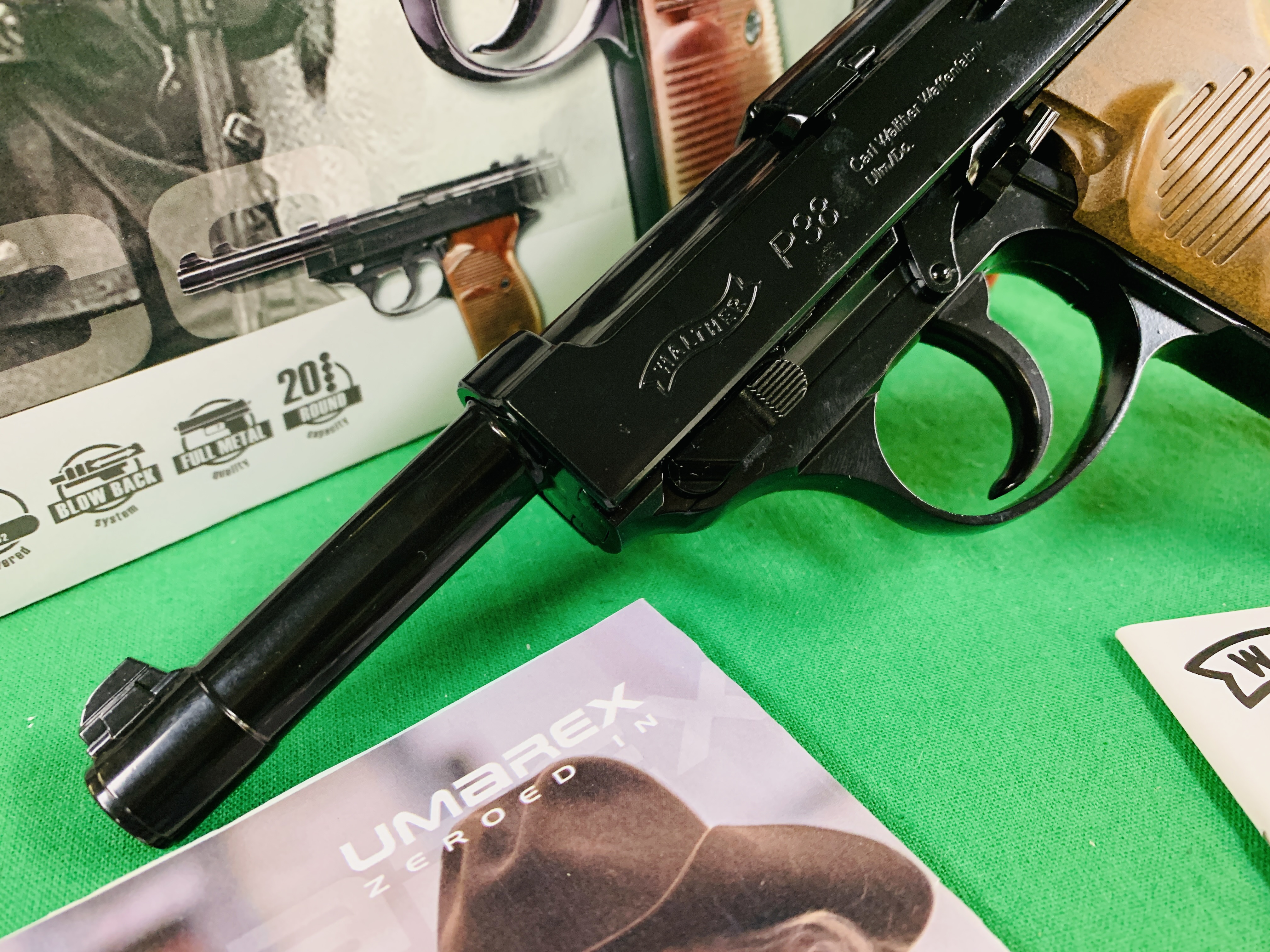 A WALTHER P38 . - Image 8 of 9