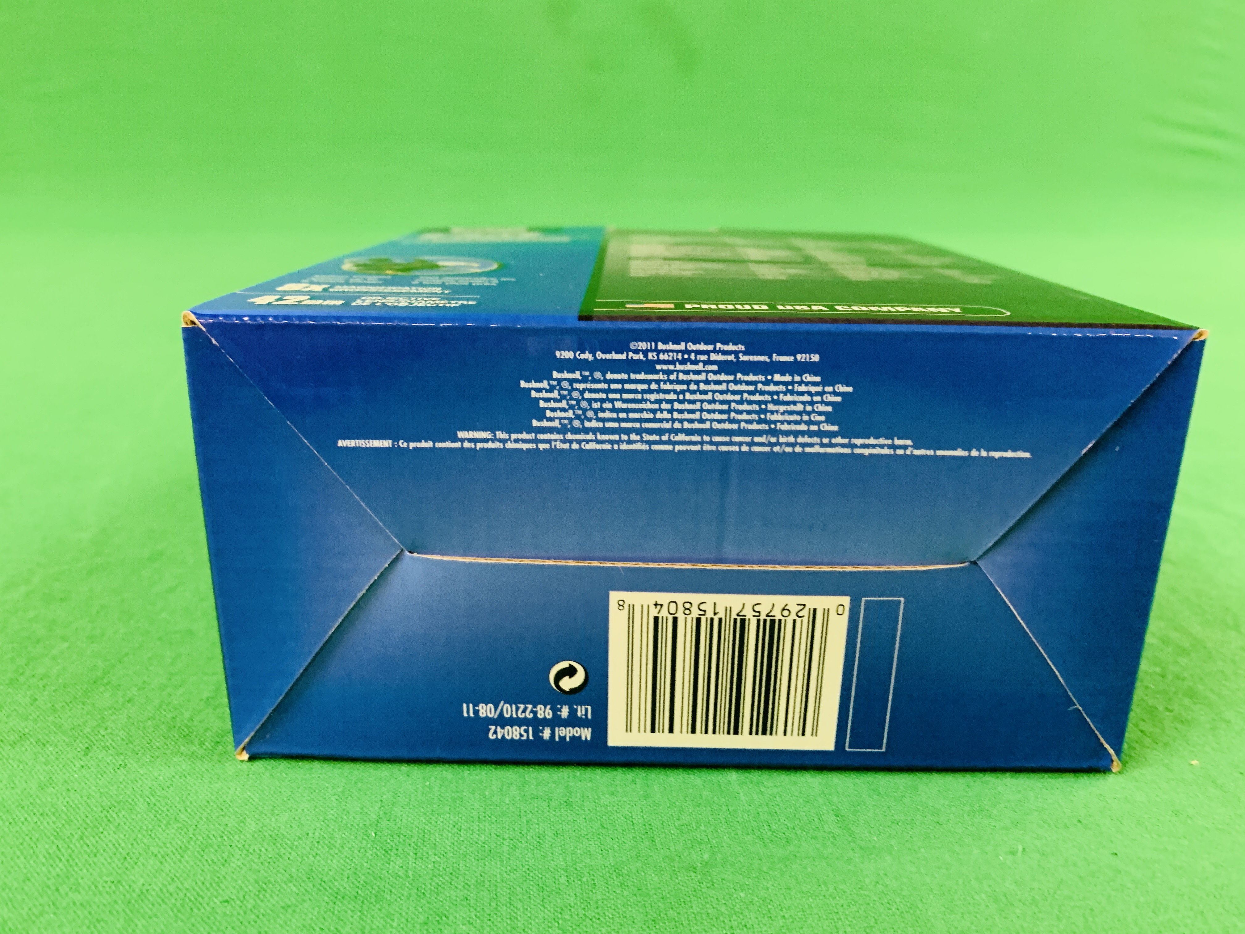 BUSHNELL H20 WATERPROOF 8 X 42 MM BINOCULARS - Image 6 of 6