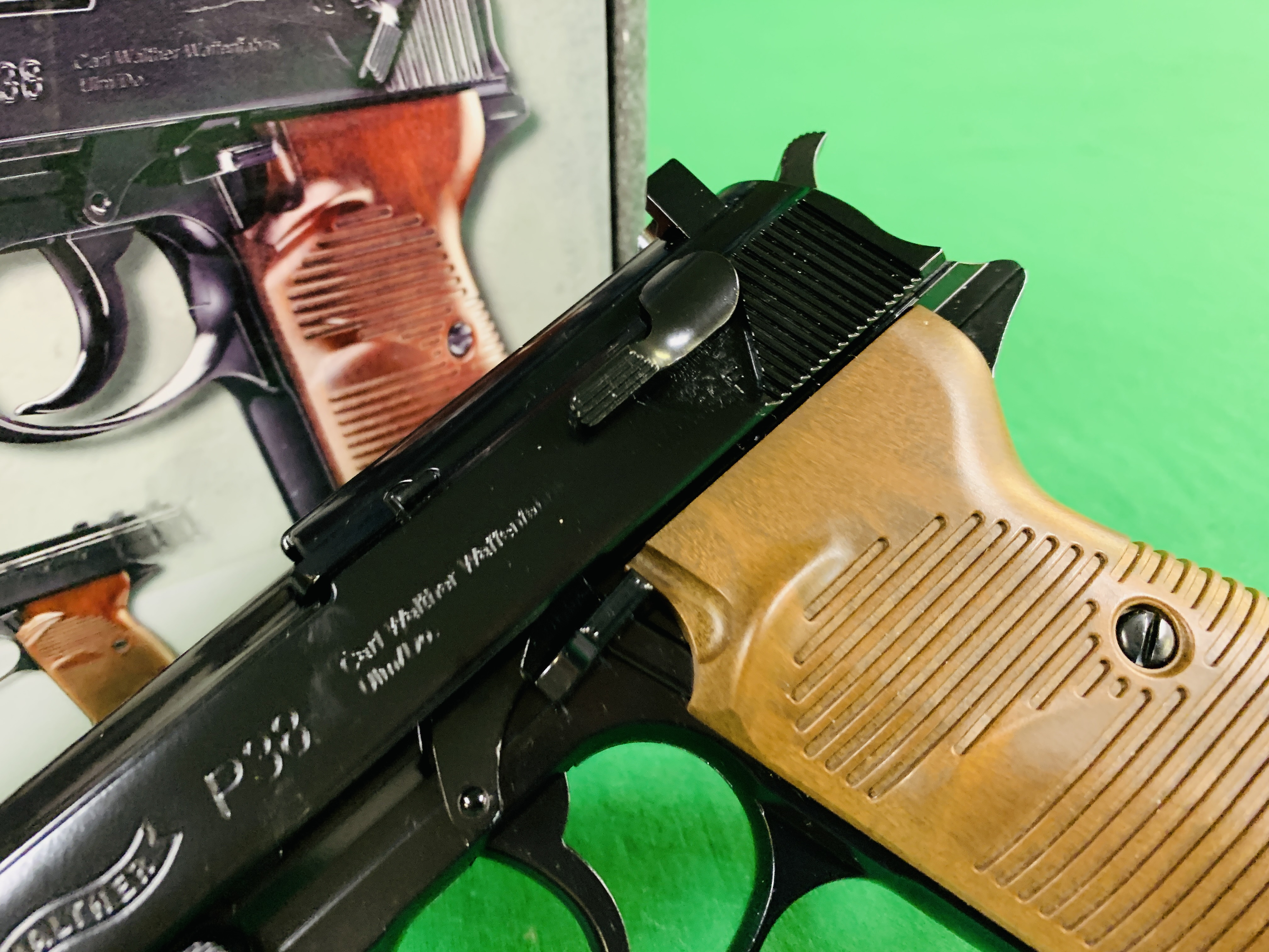 A WALTHER P38 . - Image 7 of 9