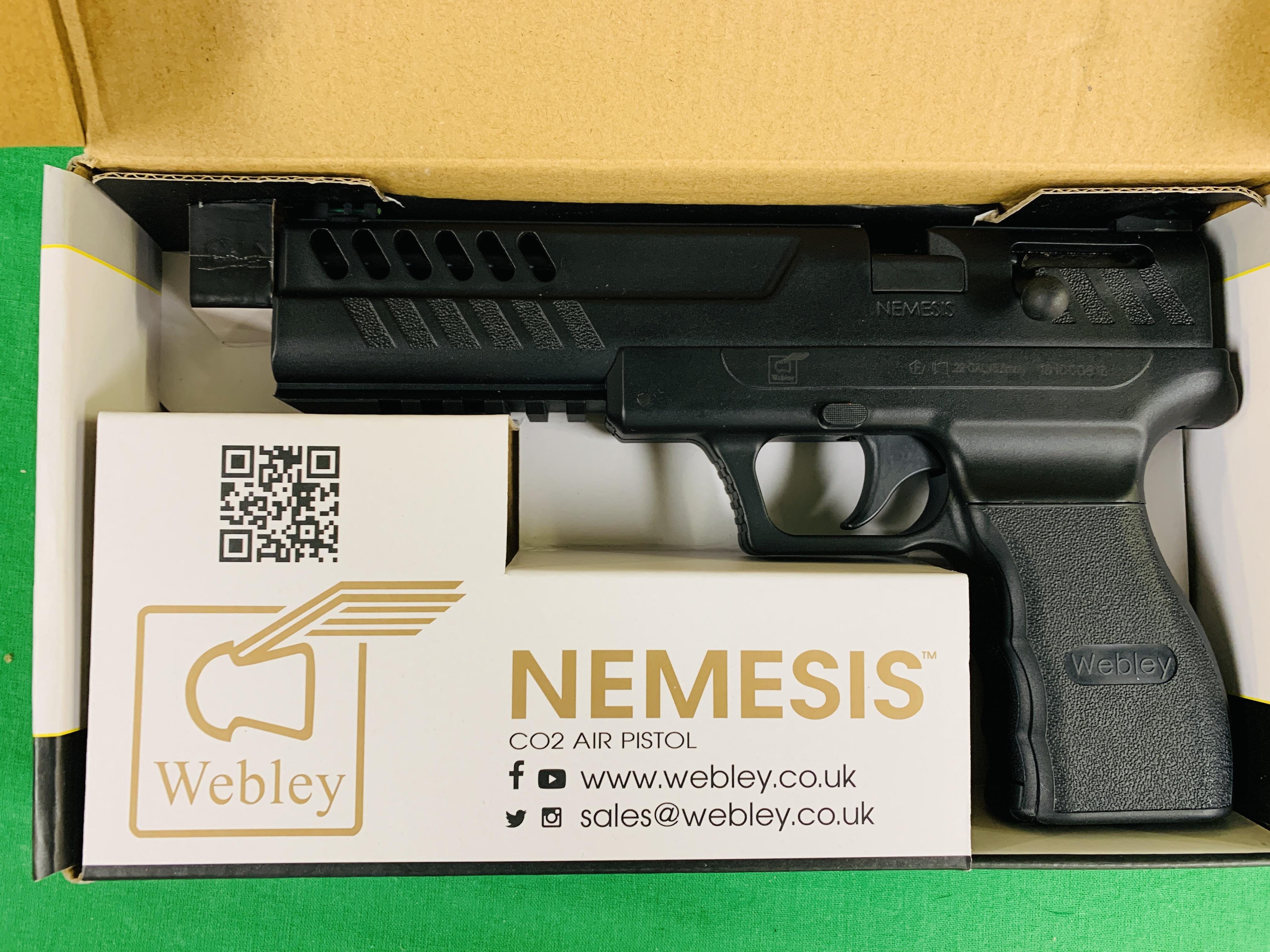A WEBLEY NEMESIS . - Image 4 of 5