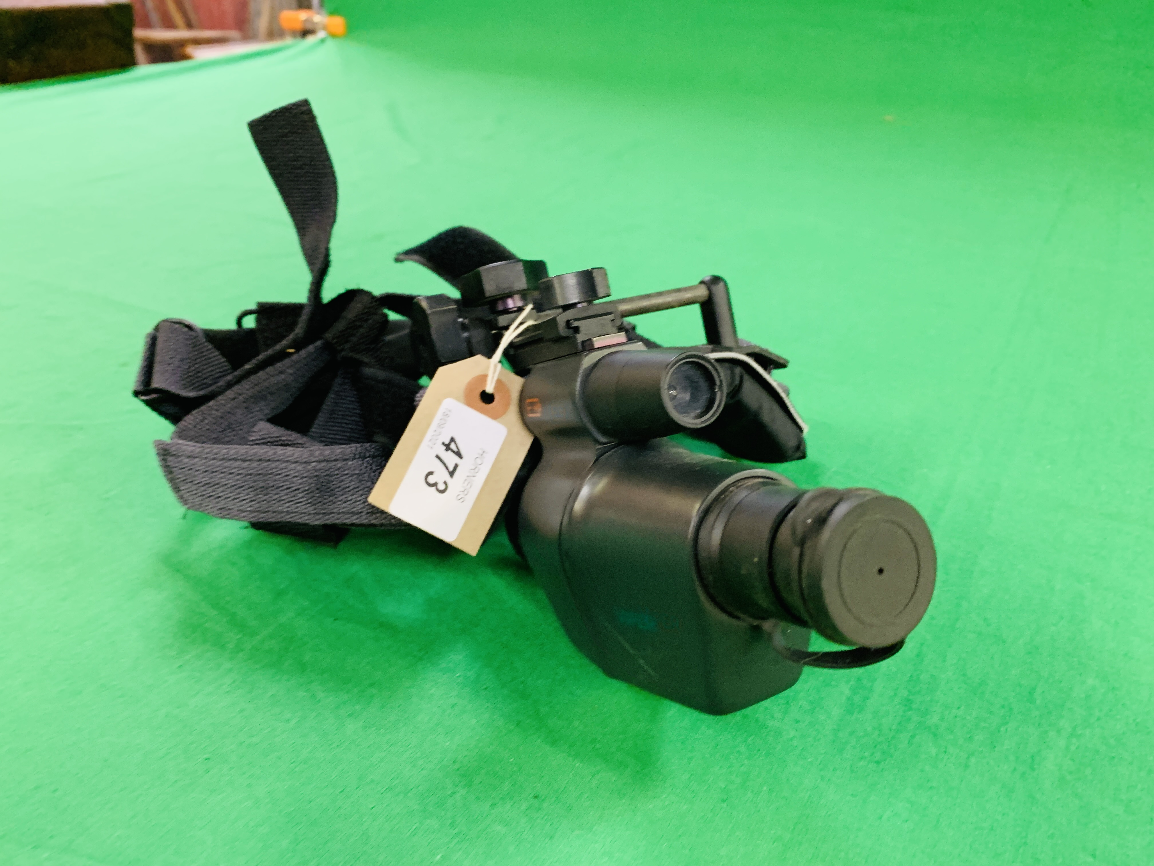 A ATN VIPER NIGHT VISION MONOCULAR INFERRED SITE WITH HEAD BAND - Image 4 of 6