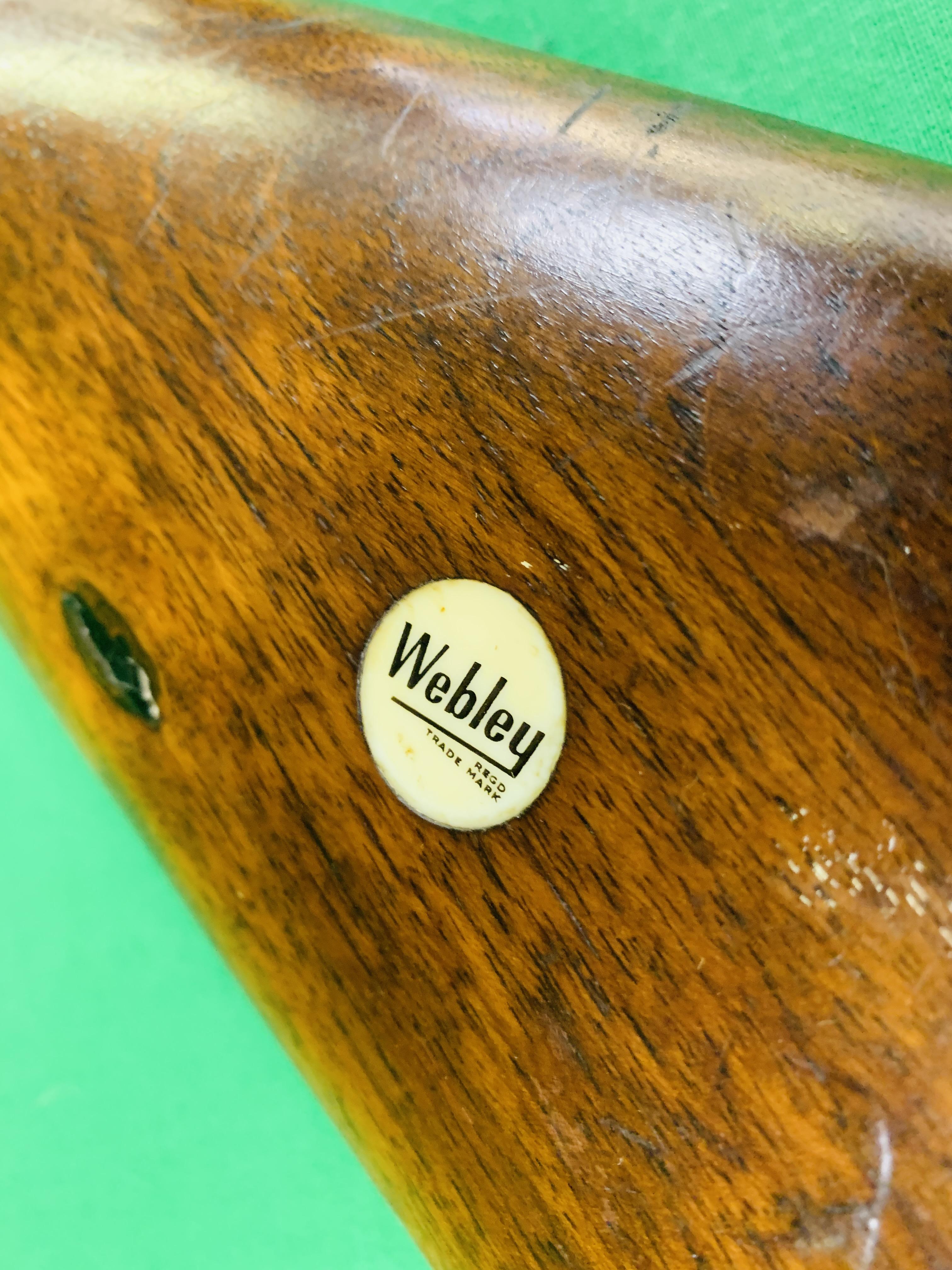 WEBLEY MARK 3 . - Image 11 of 11