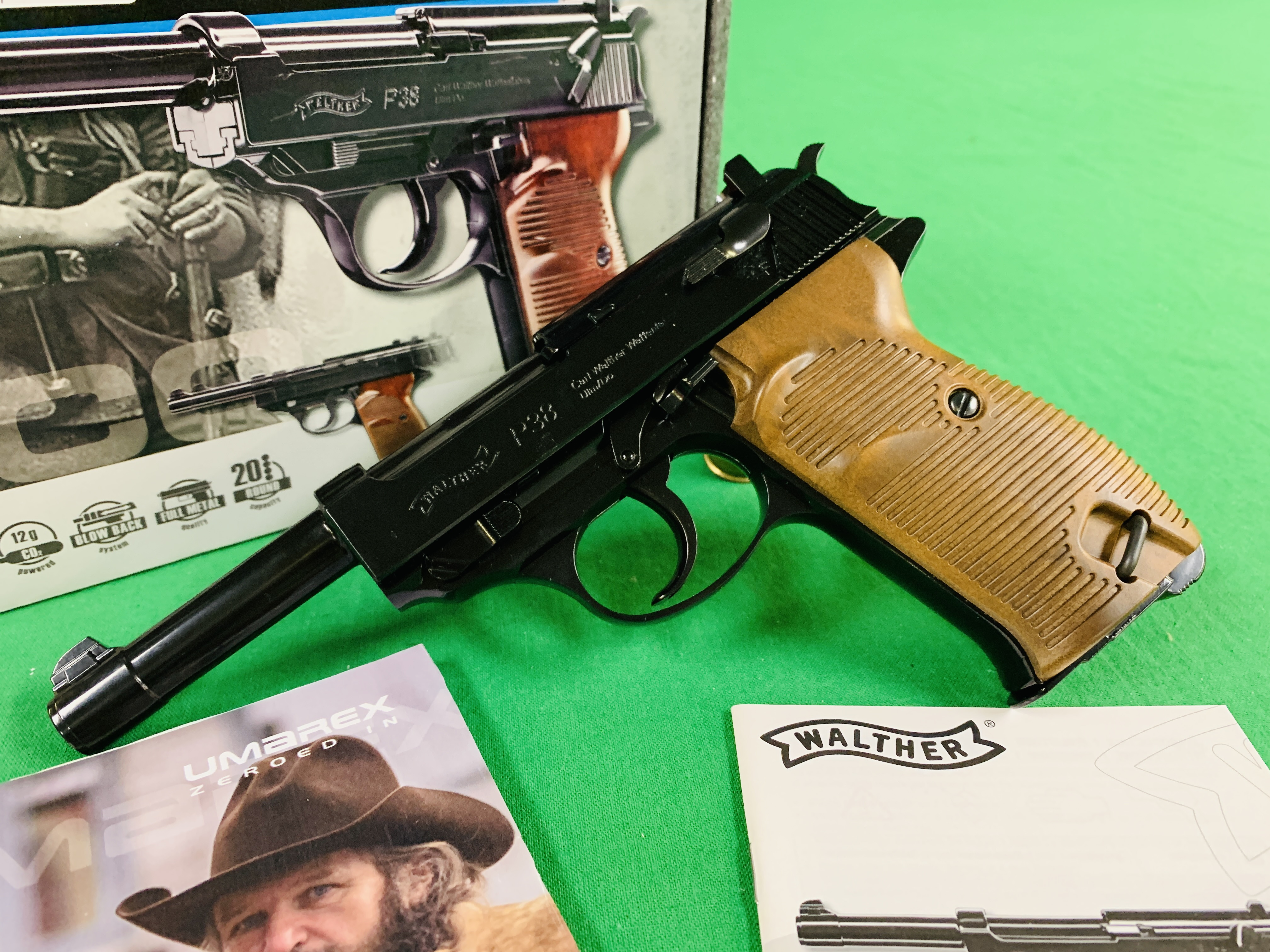 A WALTHER P38 . - Image 2 of 9