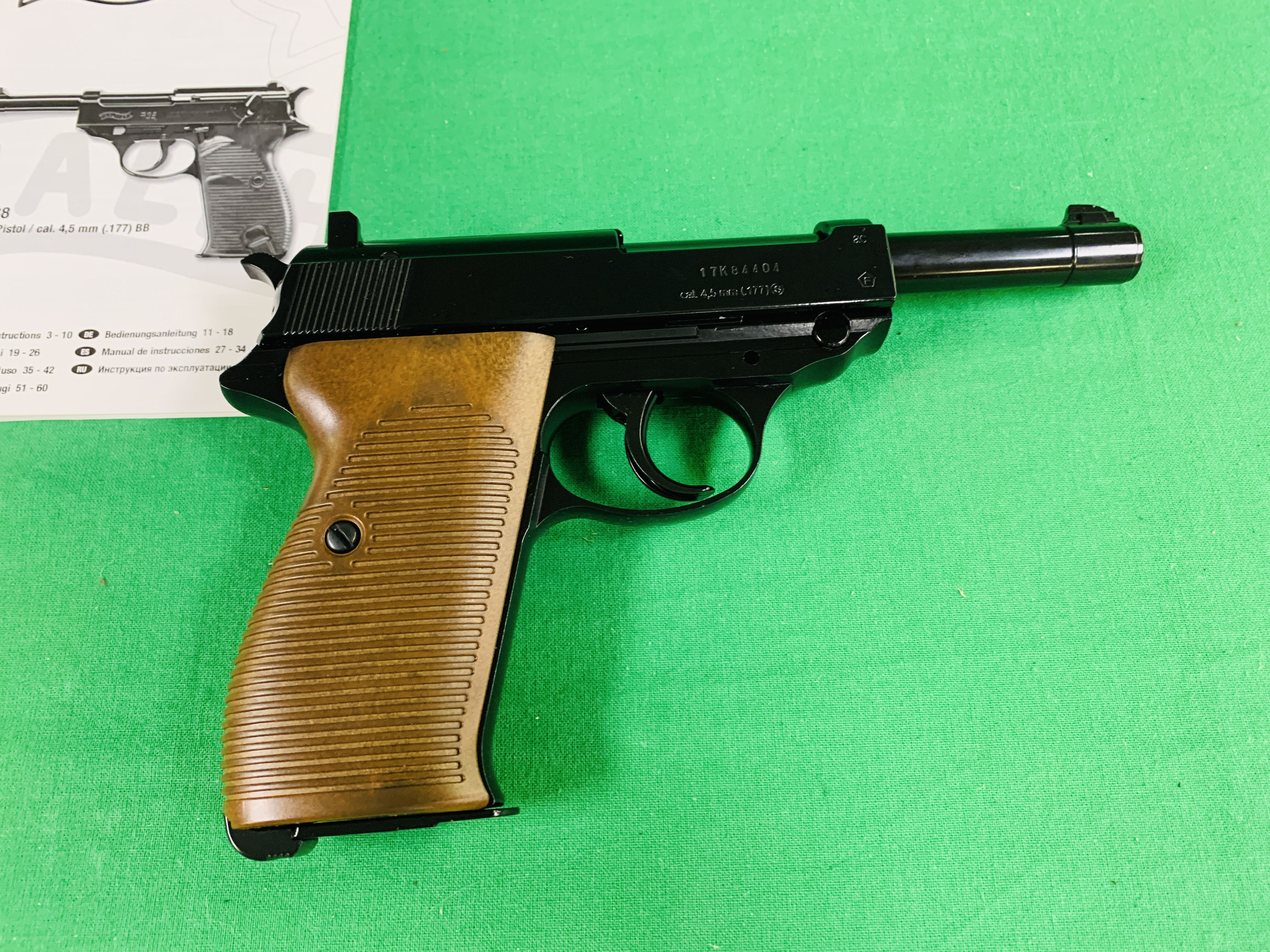 A WALTHER P38 . - Image 9 of 9