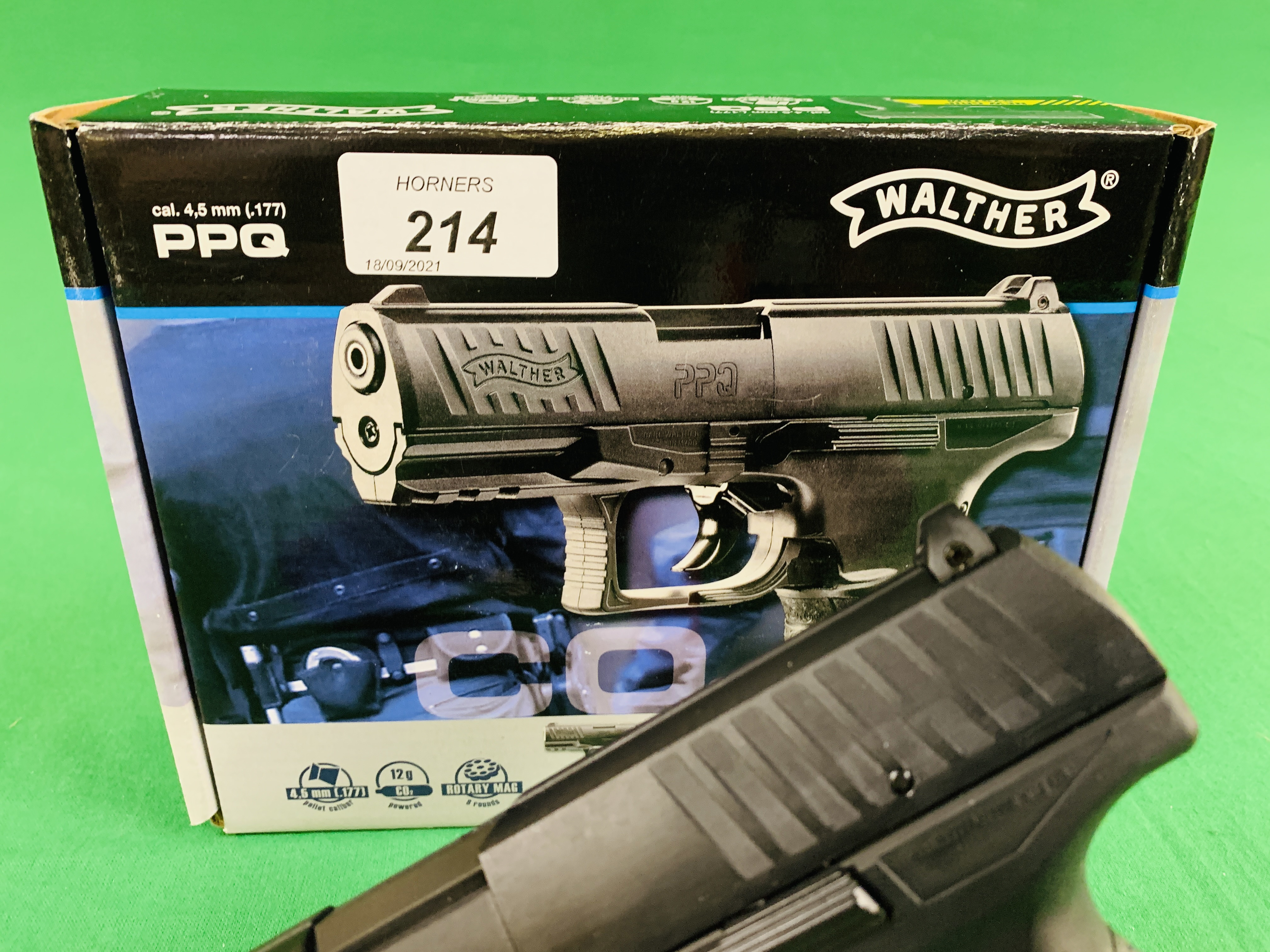 A WALTHER PPQ . - Image 5 of 6