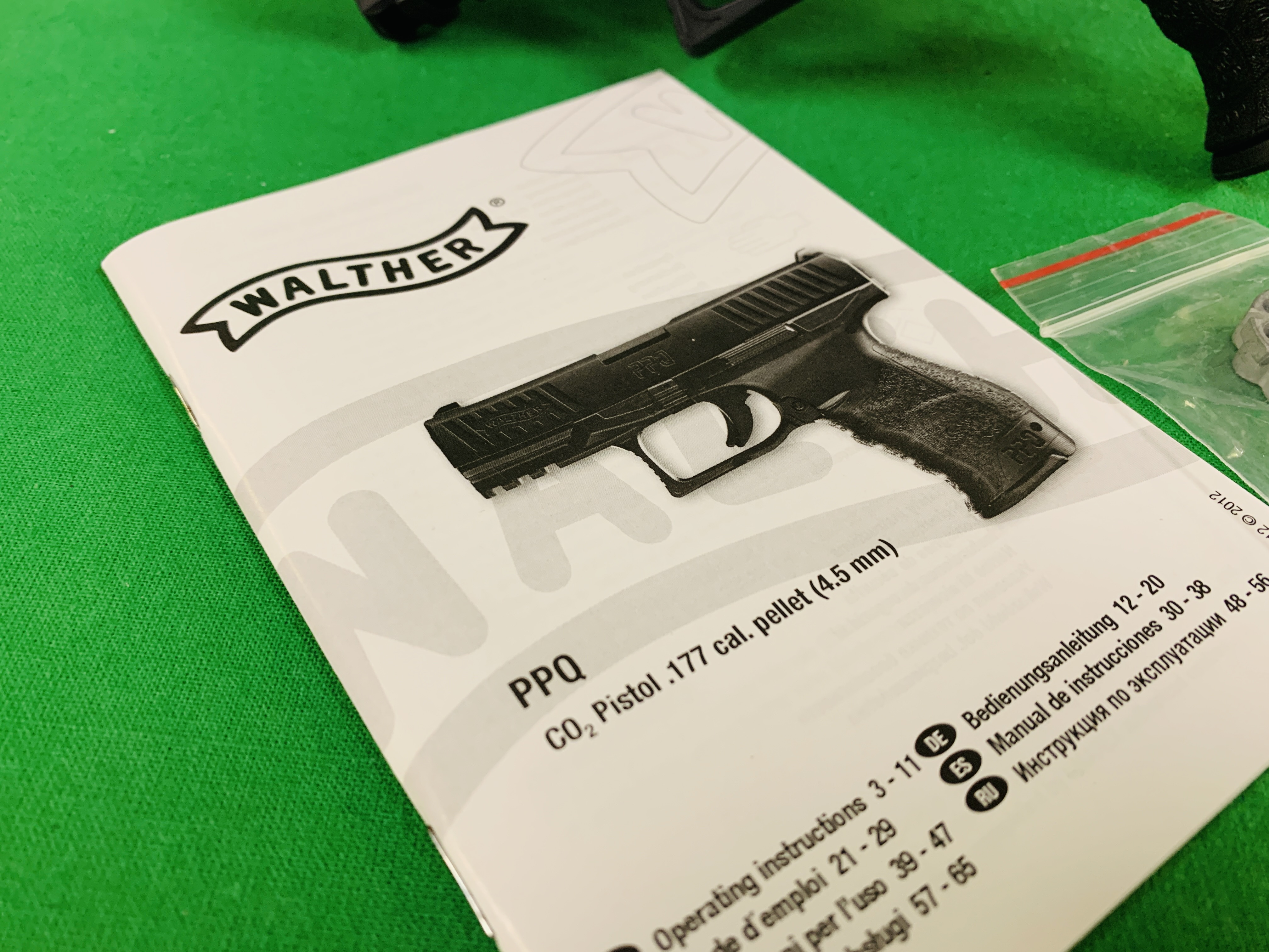 A WALTHER PPQ . - Image 3 of 6