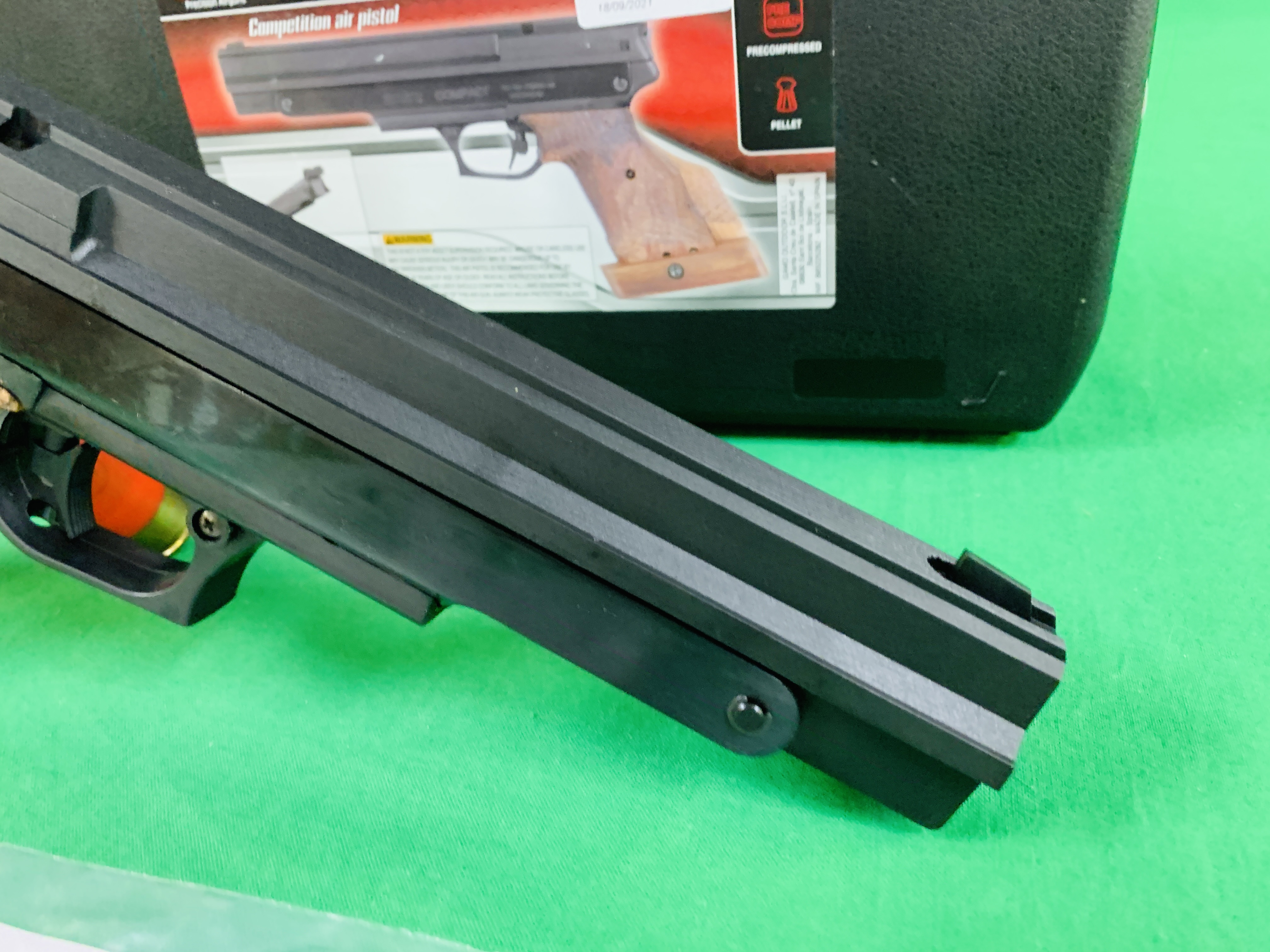 A GAMO COMPACT PRECOMRESSED COMPETITION . - Image 6 of 8