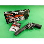 A GAMO PR-776 CO² 8 SHOT AIR GUN BOXED AS NEW - (ALL GUNS TO BE INSPECTED AND SERVICED BY QUALIFIED