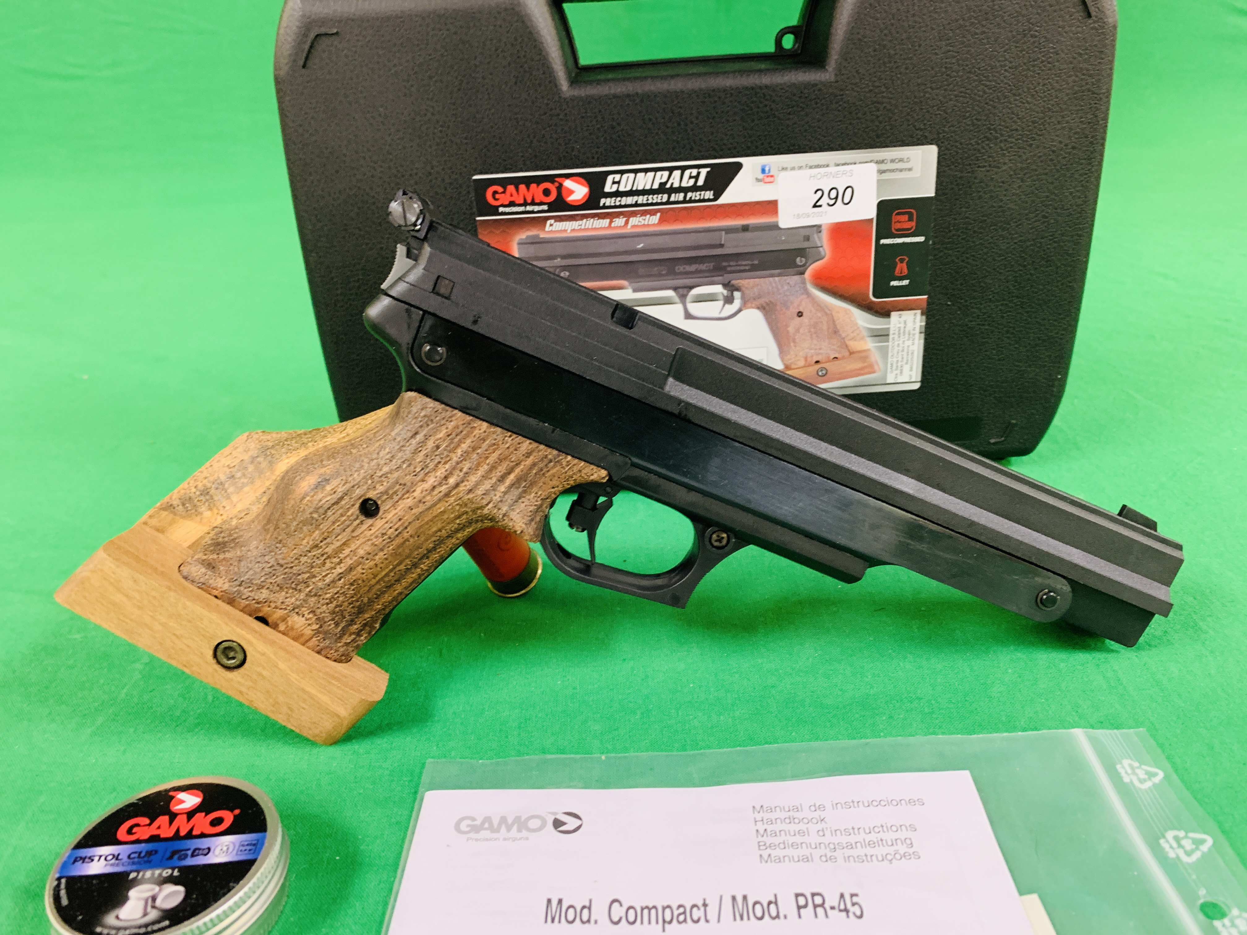 A GAMO COMPACT PRECOMRESSED COMPETITION . - Image 2 of 8