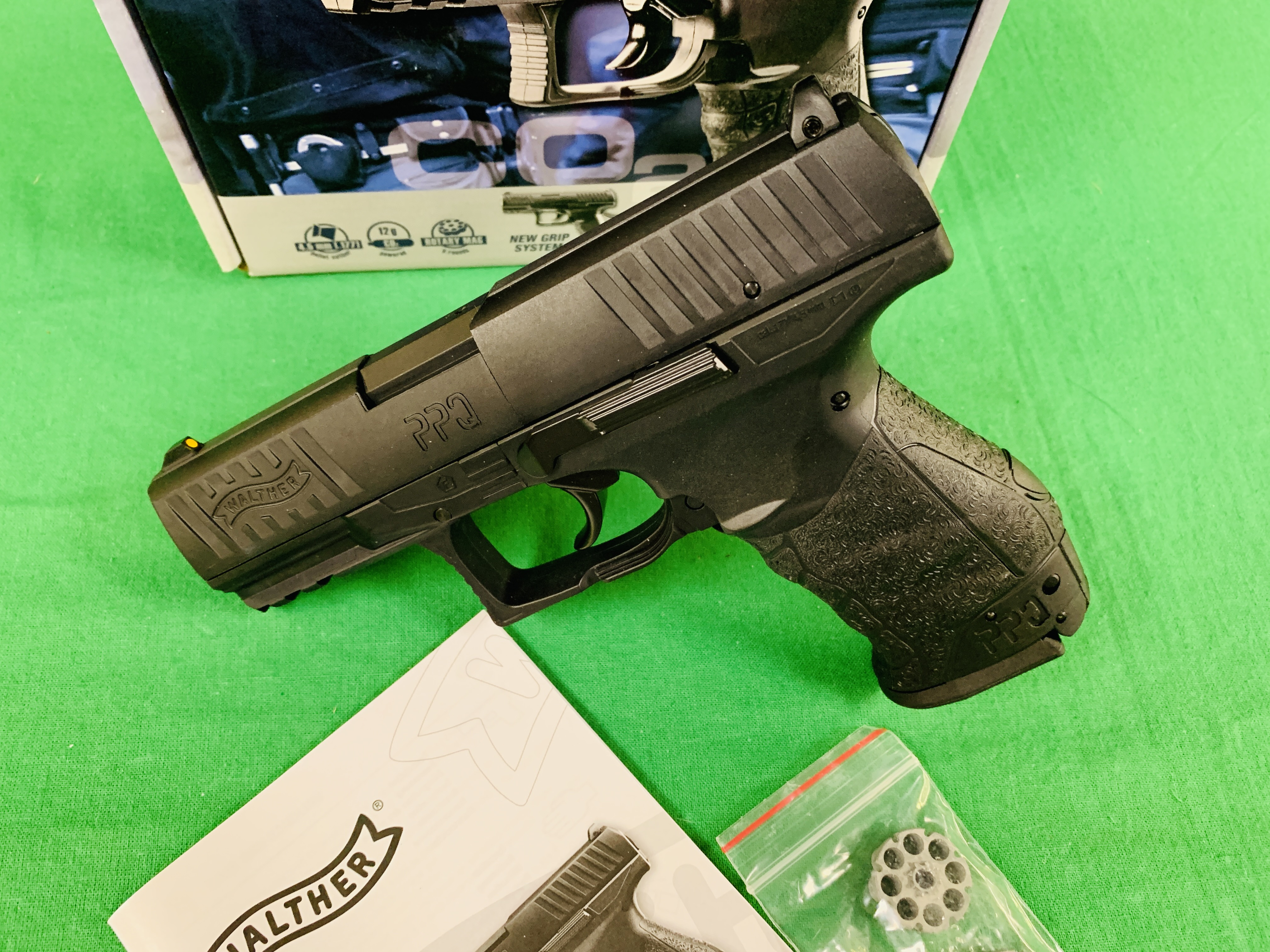 A WALTHER PPQ . - Image 6 of 6