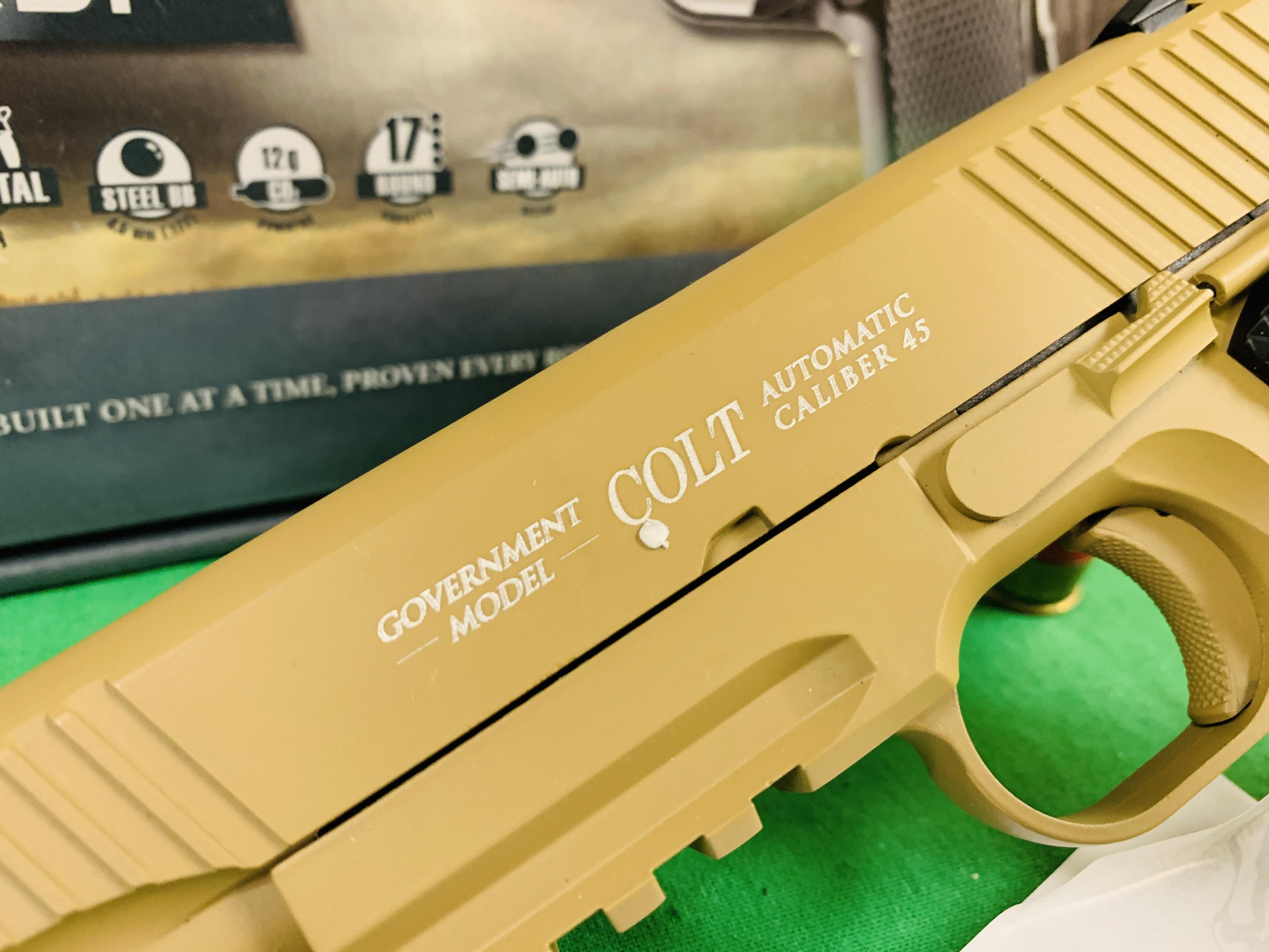 A COLT GOVERNMENT MODEL M45 CQBP . - Image 5 of 6