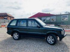 MAZ 2234 LAND ROVER RANGE ROVER 4.0 SE AUTO. 3950CC PETROL/LPG. FIRST REGISTERED 03/07/1995.