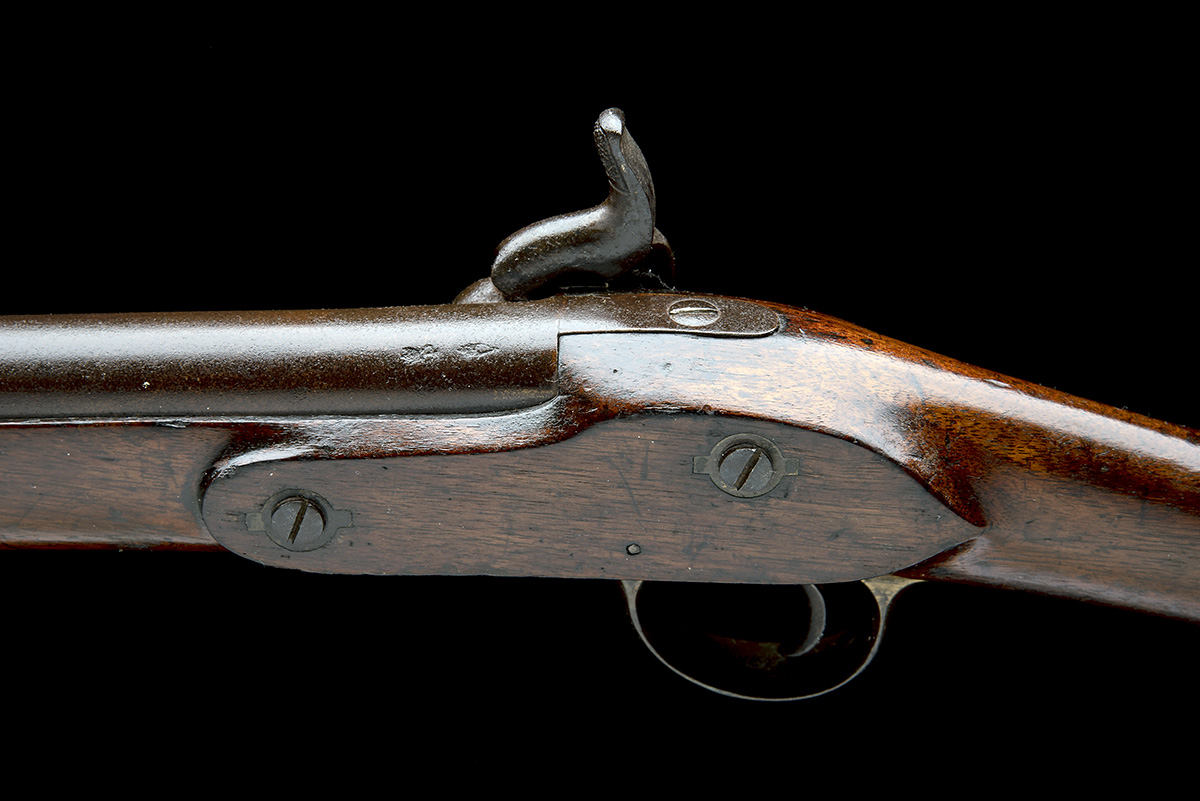 LACY & CO, LONDON A .750 PERCUSSION CARBINE, MODEL 'PATTERN '42 CONSTABULARY CARBINE', no visible - Image 5 of 8