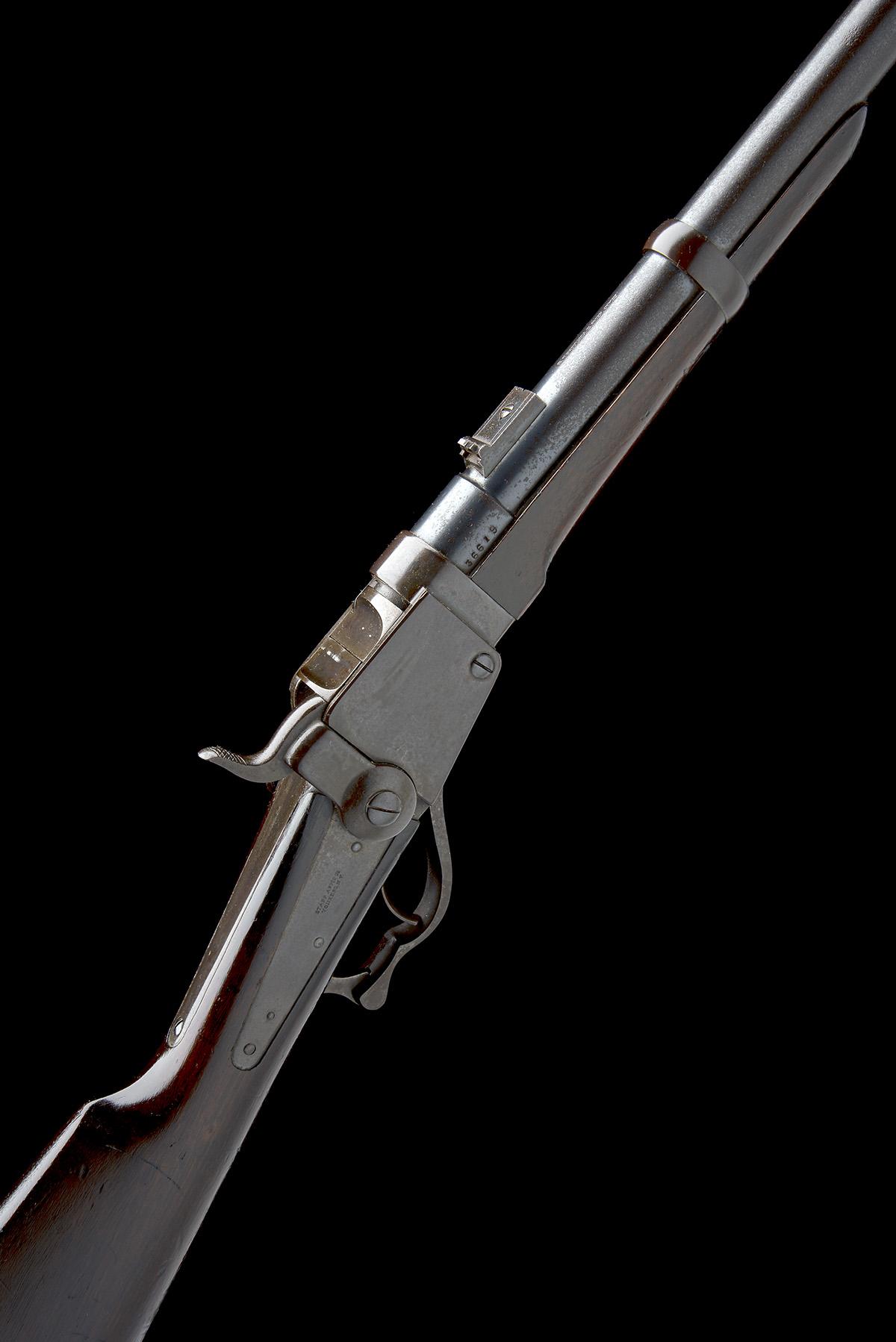 STARR ARMS, USA A .52 RIMFIRE BREECH-LOADING SINGLE-SHOT CARBINE, MODEL '1858 CARBINE BRITISH