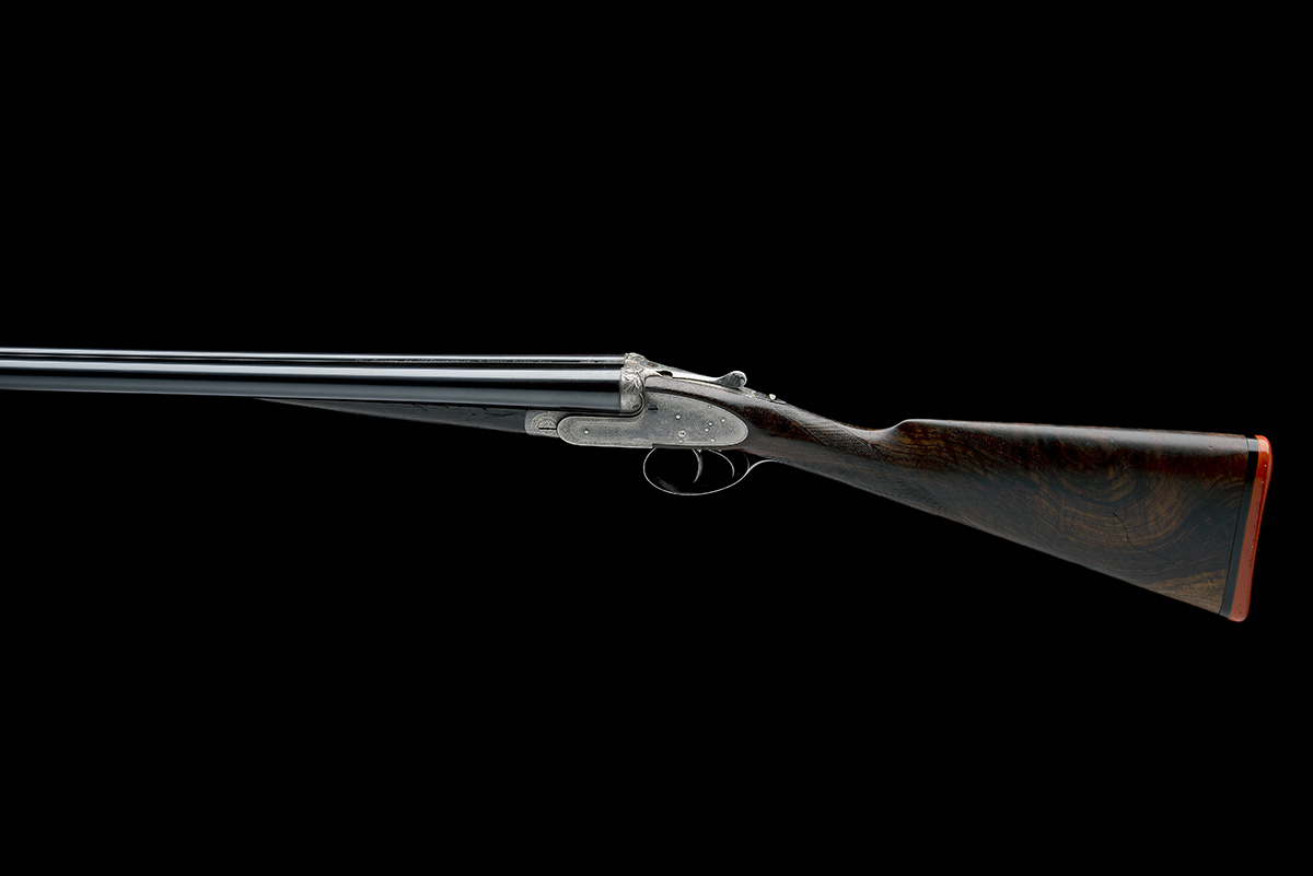 J. PURDEY & SONS A 12-BORE SELF-OPENING SIDELOCK EJECTOR, serial no. 16229, for 1898, 26in. - Image 2 of 10