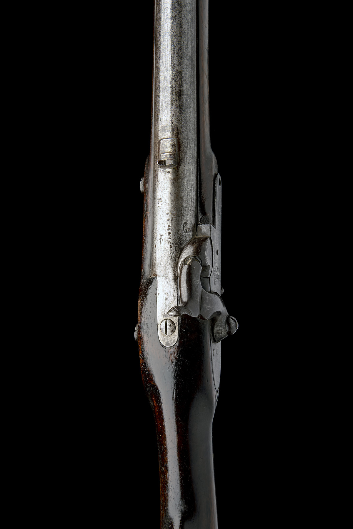 A .750 PERCUSSION SINGLE-SHOT MUSKET FOR THE EAST INDIA COMPANY, MODEL '1839 SERGEANT OF THE LINE - Image 4 of 8