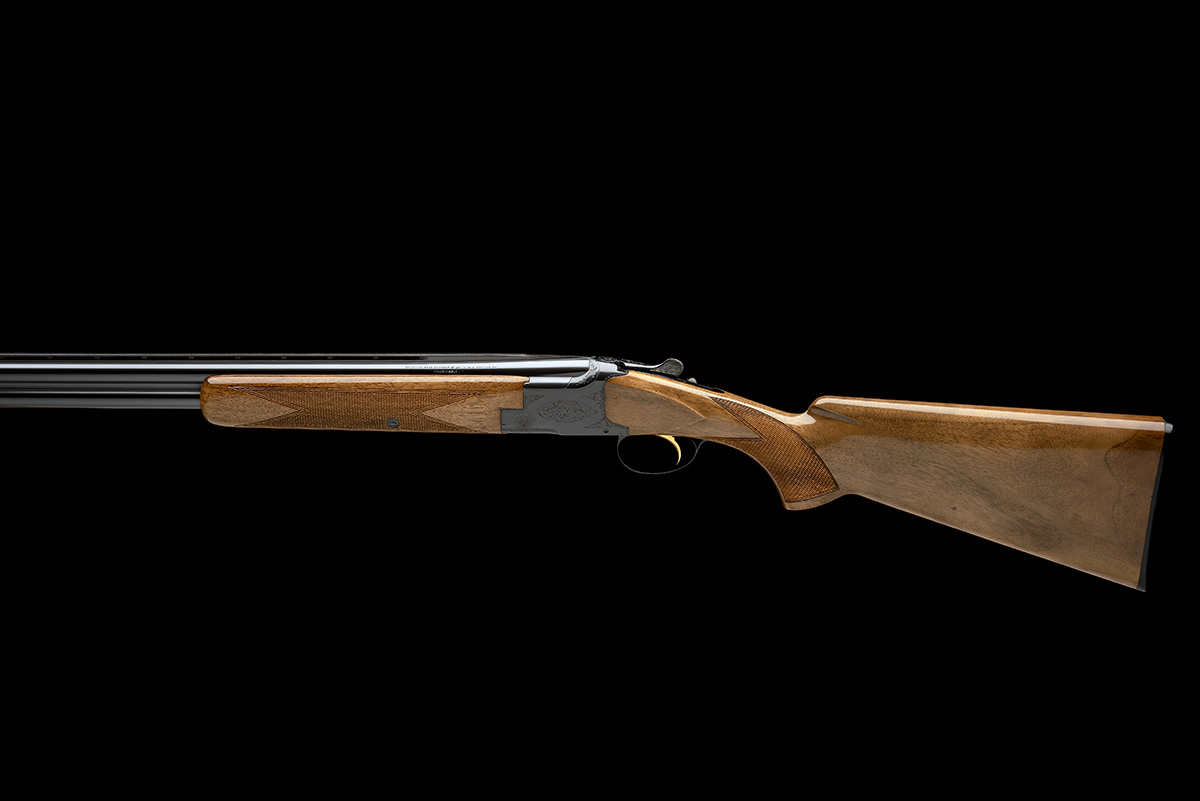 BROWNING ARMS COMPANY A 20-BORE (3IN.) B25 'LIGHTNING' SINGLE-TRIGGER OVER AND UNDER EJECTOR, serial - Image 2 of 8
