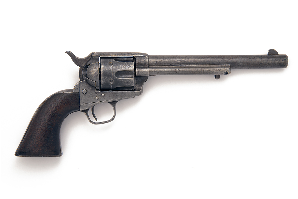 COLT, USA A .45 (L/C) SINGLE-ACTION SERVICE-REVOLVER, MODEL 'SERIES ONE SINGLE ACTION ARMY',