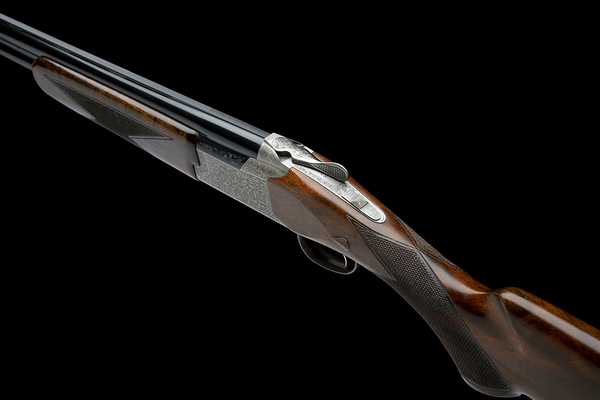 BROWNING A 12-BORE (3IN.) 'B725 SPORTER G5' SINGLE-TRIGGER OVER AND UNDER EJECTOR, serial no. - Image 4 of 9