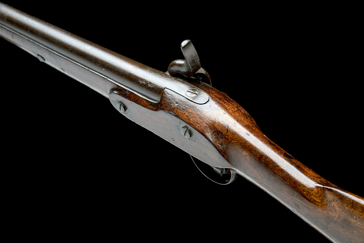 LACY & CO, LONDON A .750 PERCUSSION CARBINE, MODEL 'PATTERN '42 CONSTABULARY CARBINE', no visible - Image 8 of 8