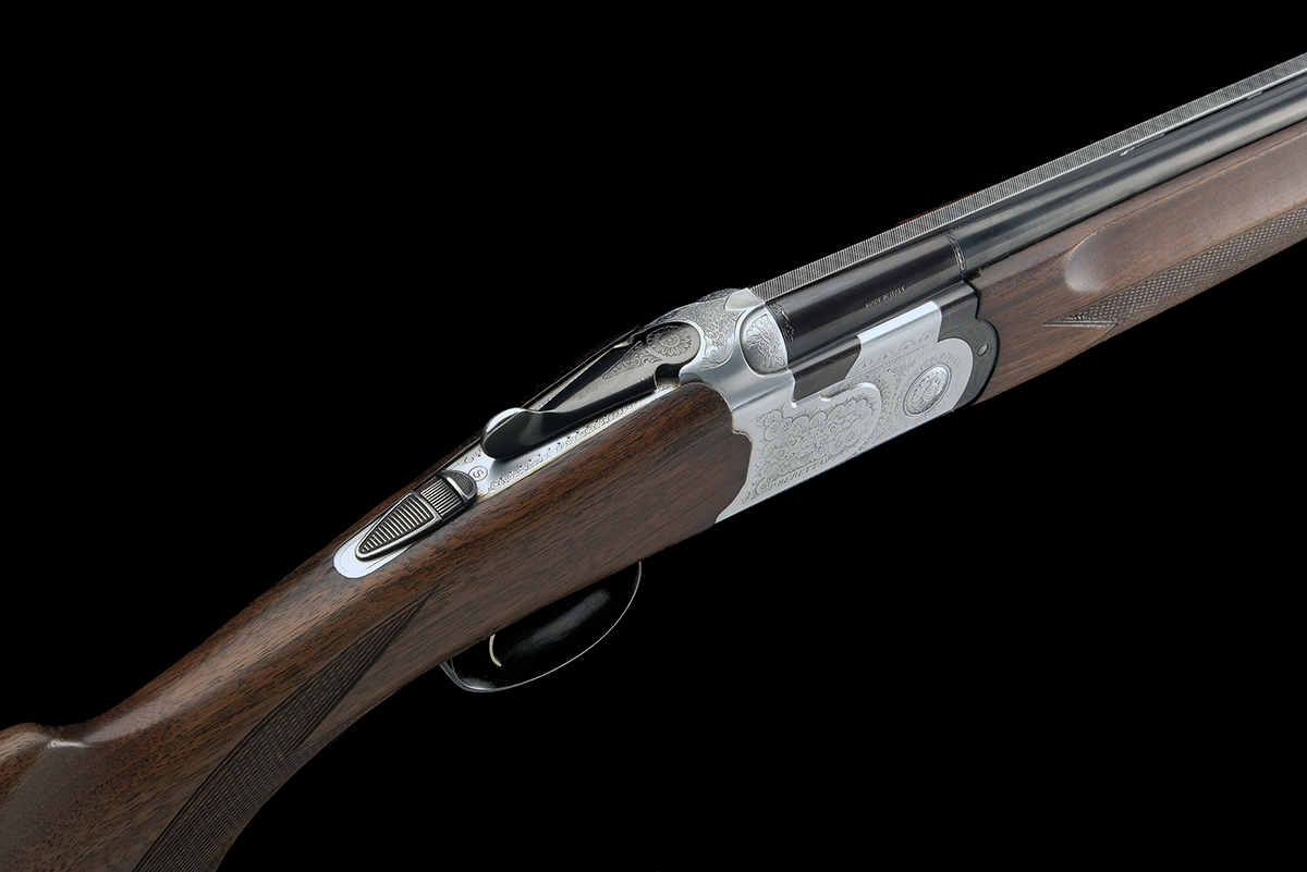 P. BERETTA A 20-BORE 'MOD. S686 SPECIAL' SINGLE-TRIGGER OVER AND UNDER EJECTOR, serial no. - Image 5 of 8