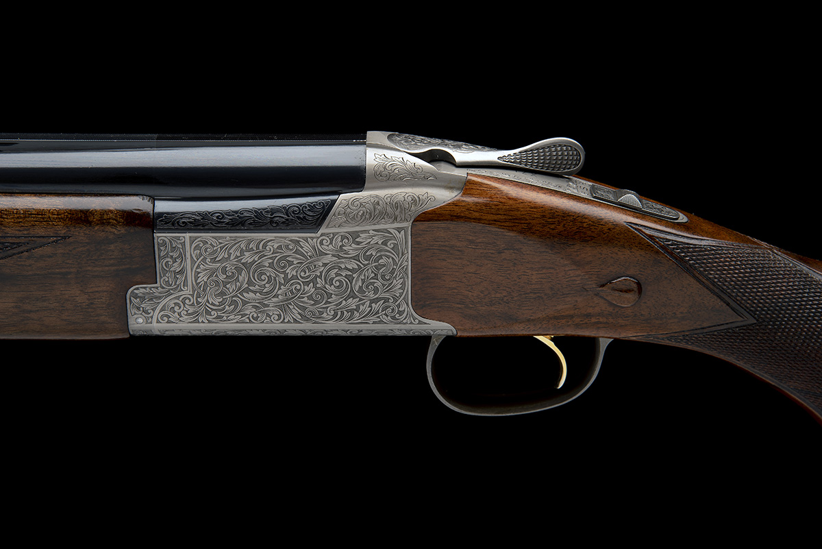BROWNING A 12-BORE (3IN.) 'B725 SPORTER G5' SINGLE-TRIGGER OVER AND UNDER EJECTOR, serial no. - Image 5 of 9