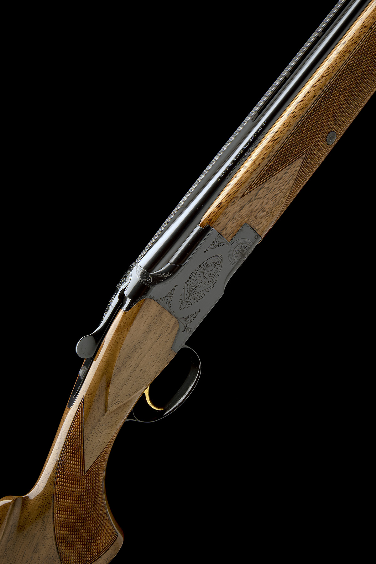 BROWNING ARMS COMPANY A 20-BORE (3IN.) B25 'LIGHTNING' SINGLE-TRIGGER OVER AND UNDER EJECTOR, serial