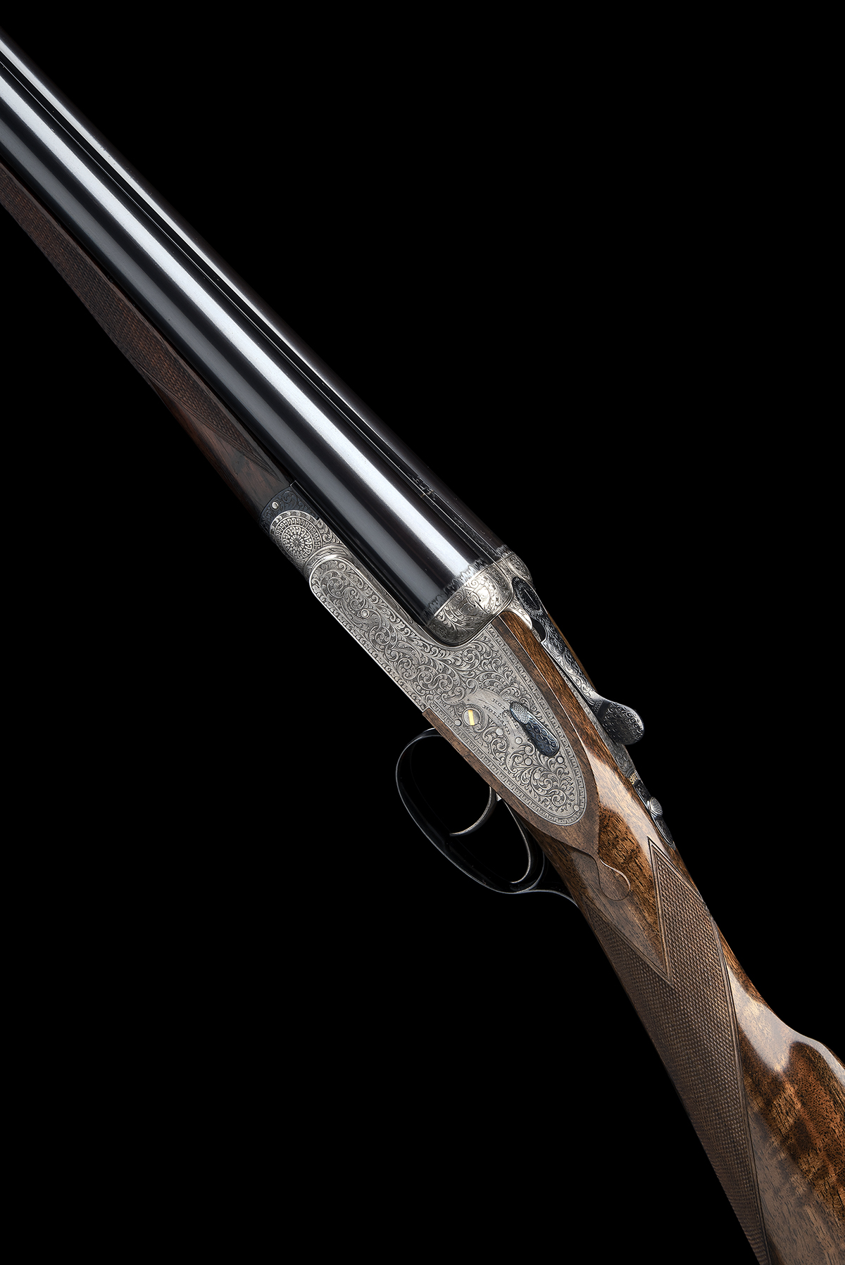 HOLLAND & HOLLAND A 12-BORE 'ROYAL' SELF-OPENING HAND-DETACHABLE SIDELOCK EJECTOR, serial no. 33347,