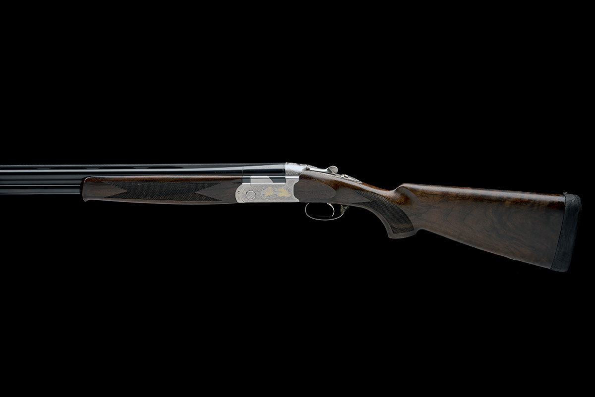 P. BERETTA A 12-BORE 'ULTRA LIGHT DELUXE' SINGLE-TRIGGER OVER AND UNDER EJECTOR, serial no. R00281S, - Image 2 of 8
