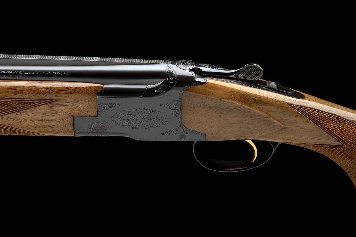 BROWNING ARMS COMPANY A 20-BORE (3IN.) B25 'LIGHTNING' SINGLE-TRIGGER OVER AND UNDER EJECTOR, serial - Image 4 of 8