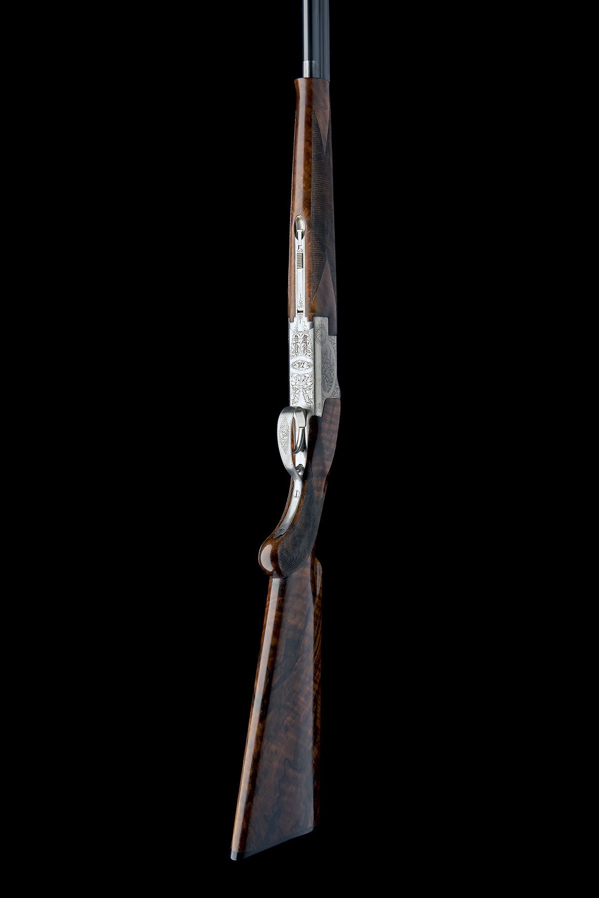 BROWNING ARMS COMPANY A PERFIDO-ENGRAVED 20-BORE 'MOD. B2G' SINGLE-TRIGGER OVER AND UNDER EJECTOR, - Image 9 of 11