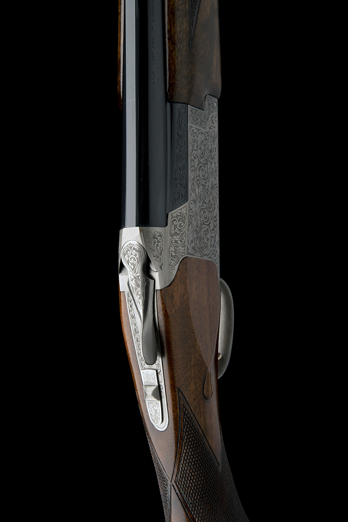 BROWNING A 12-BORE (3IN.) 'B725 SPORTER G5' SINGLE-TRIGGER OVER AND UNDER EJECTOR, serial no. - Image 6 of 9