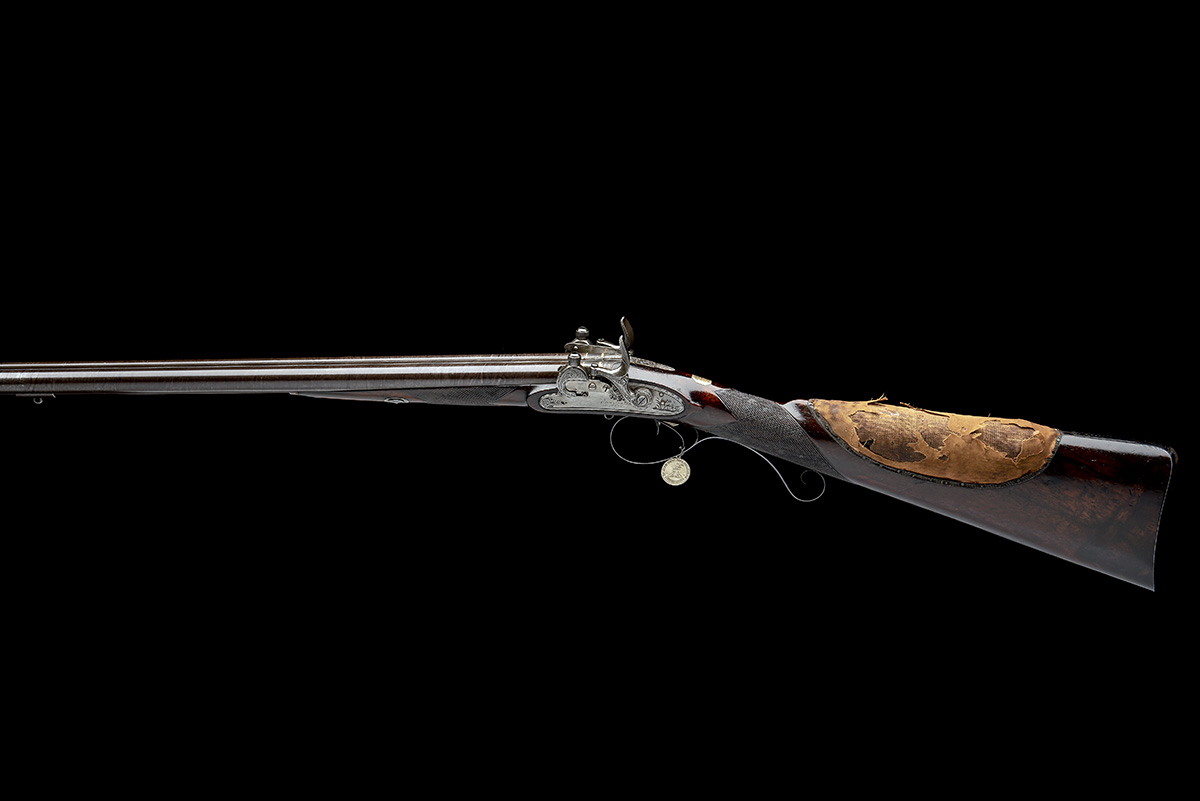 EX W. KEITH NEAL: FORSYTH & CO., LONDON AN EXCEEDINGLY RARE 19-BORE SELF-PRIMING SPORTING GUN, - Image 14 of 21