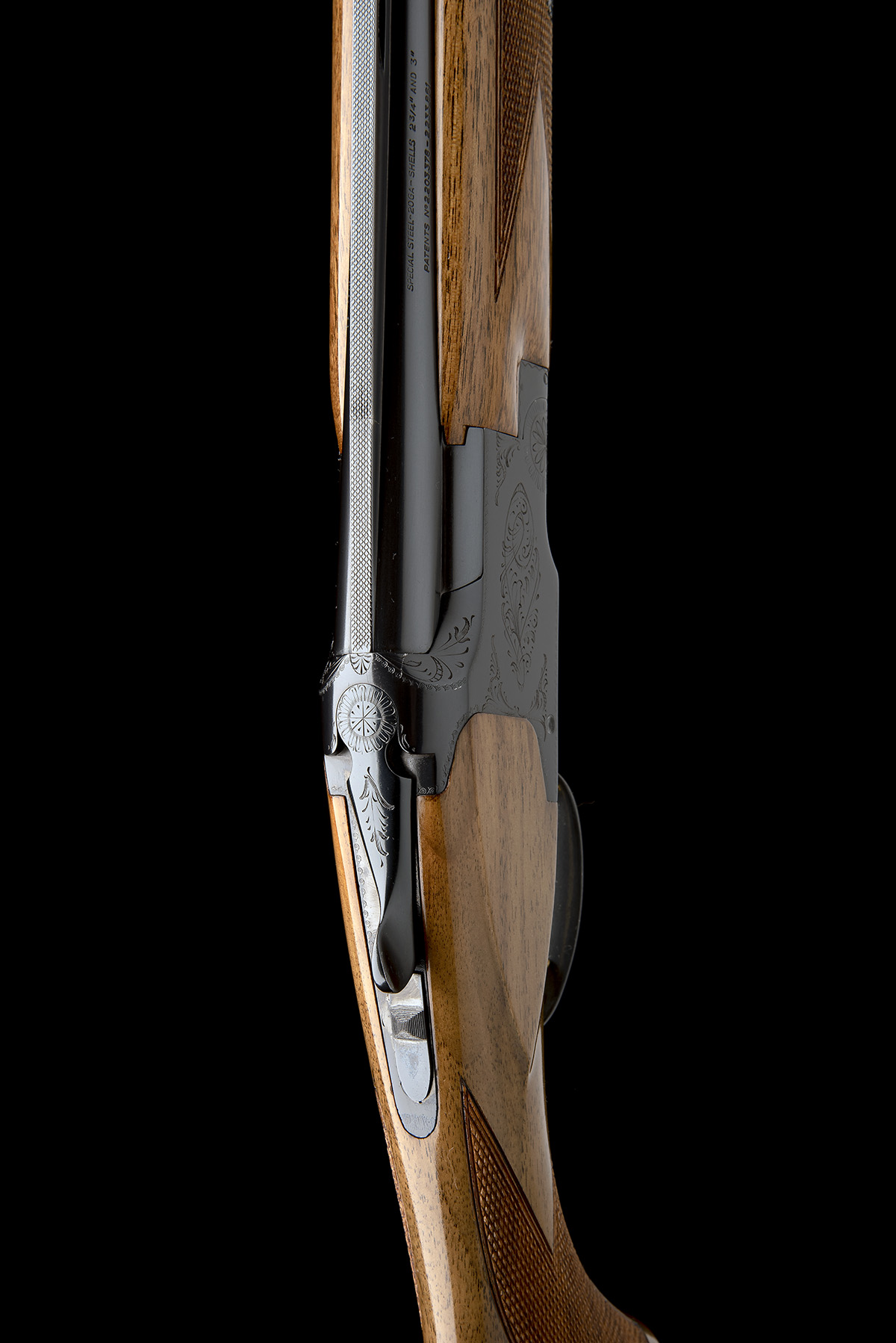 BROWNING ARMS COMPANY A 20-BORE (3IN.) B25 'LIGHTNING' SINGLE-TRIGGER OVER AND UNDER EJECTOR, serial - Image 6 of 8
