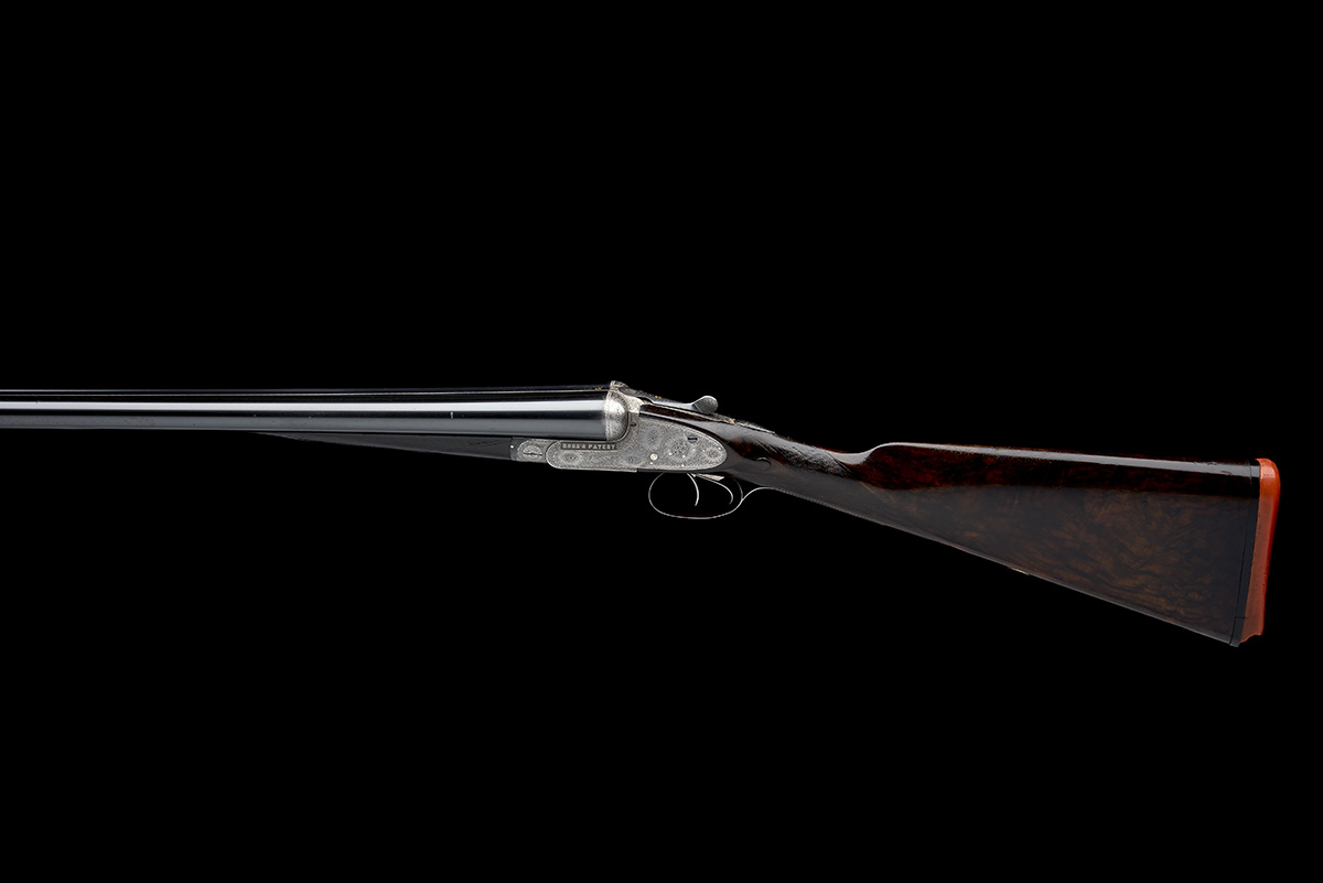 BOSS & CO. A 12-BORE EASY-OPENING SIDELOCK EJECTOR, serial no. 4854, for 1901, 28in. nitro - Image 2 of 8