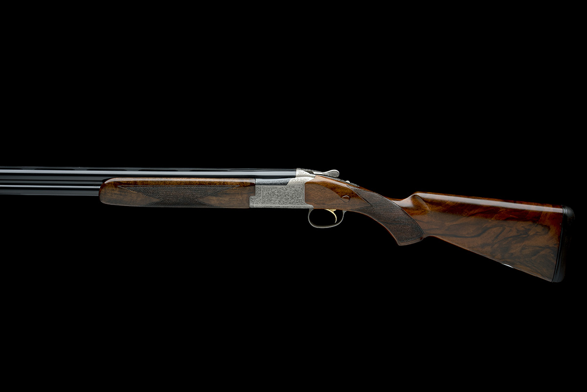 BROWNING A 12-BORE (3IN.) 'B725 SPORTER G5' SINGLE-TRIGGER OVER AND UNDER EJECTOR, serial no. - Image 2 of 9