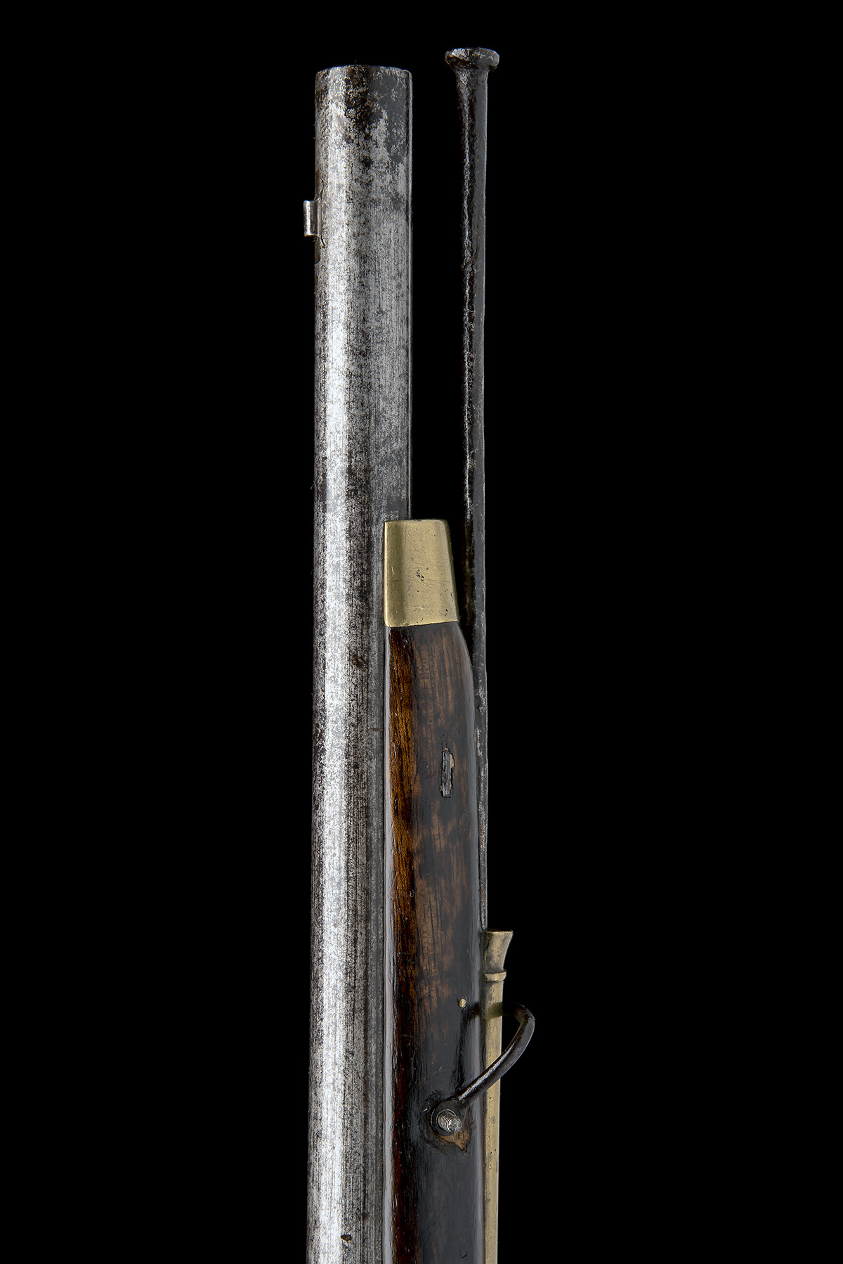 A .750 PERCUSSION SINGLE-SHOT MUSKET FOR THE EAST INDIA COMPANY, MODEL '1839 SERGEANT OF THE LINE - Image 6 of 8