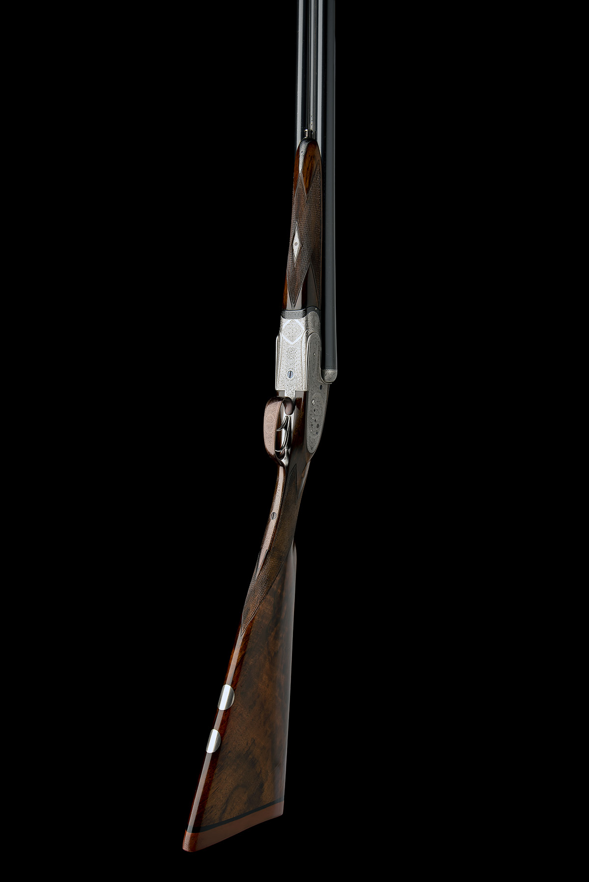 T. WILD A 12-BORE SIDELOCK EJECTOR, serial no. 21717, circa 1946, 28in. nitro reproved barrels (in - Image 6 of 8