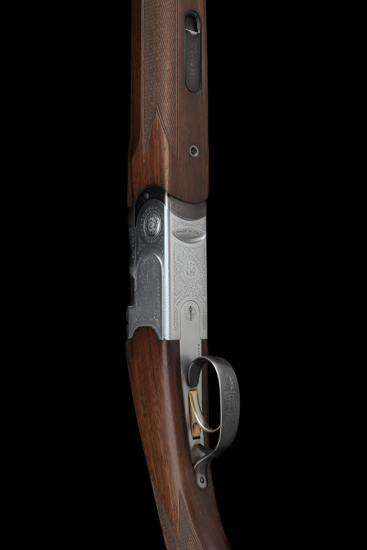 P. BERETTA A 20-BORE 'MOD. S686 SPECIAL' SINGLE-TRIGGER OVER AND UNDER EJECTOR, serial no. - Image 4 of 8