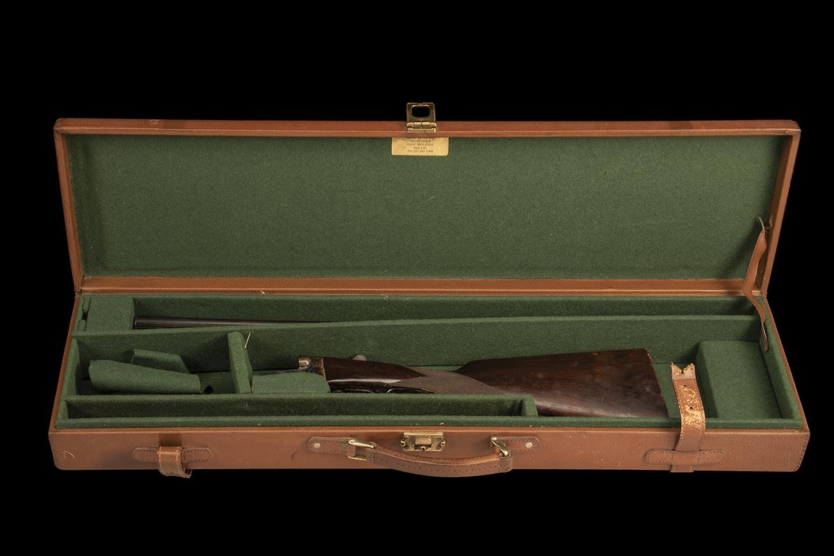 AYA A .410 (3IN. MAGNUM) 'MODEL NO.4' BOXLOCK EJECTOR, serial no. 566025, circa 1984, 27in. nitro - Image 8 of 8