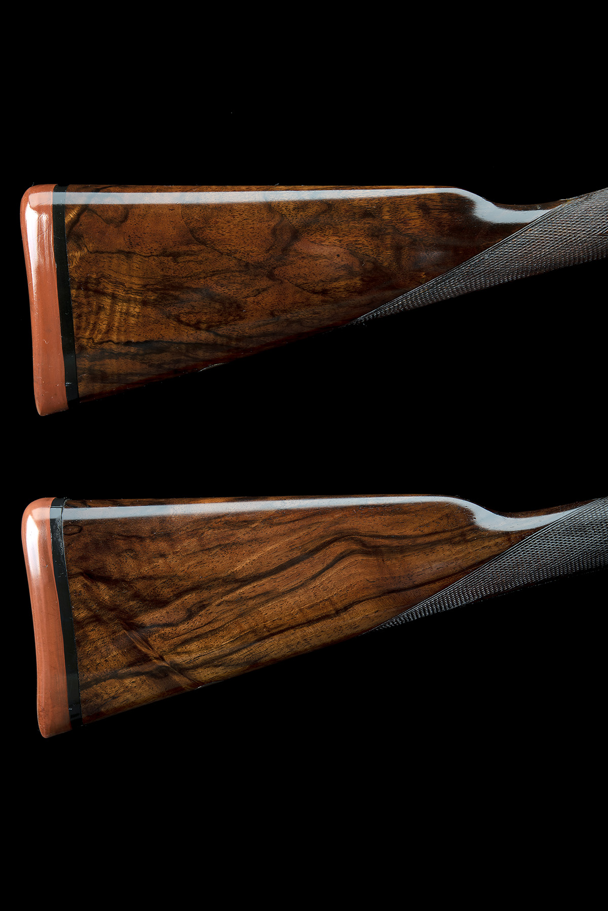 B. NORMAN A PAIR OF 12-BORE SIDELOCK EJECTORS, serial no. 2051 / 2, first quarter of the 20th - Image 7 of 8