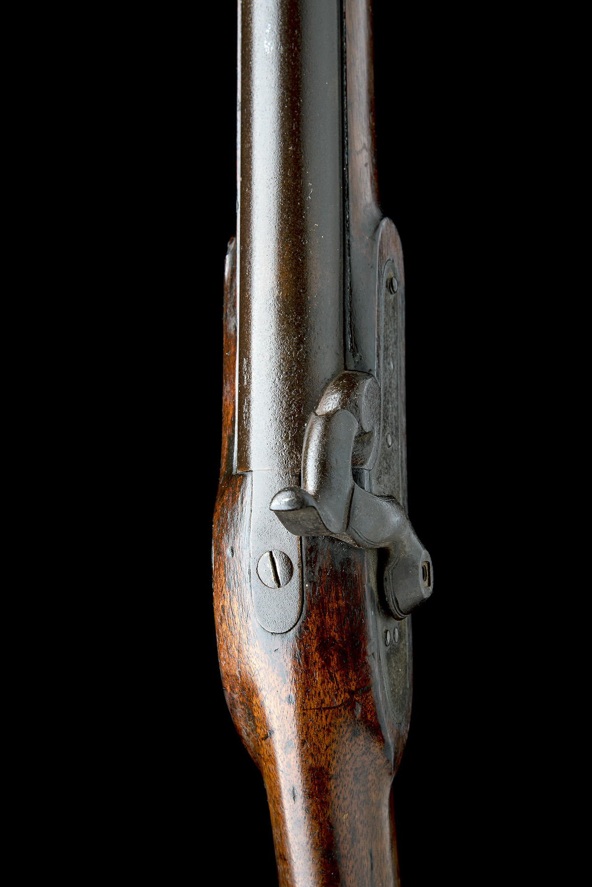LACY & CO, LONDON A .750 PERCUSSION CARBINE, MODEL 'PATTERN '42 CONSTABULARY CARBINE', no visible - Image 4 of 8