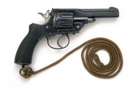 TRANTER FOR W. JEFFERY & SON, PLYMOUTH A .450/.455 SIX-SHOT REVOLVER, MODEL '1879', serial no. 4920,
